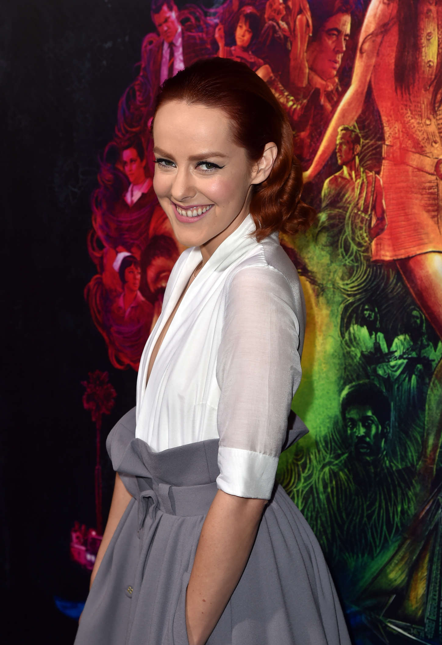 Jena Malone Inherent Vice Premiere in Los Angeles