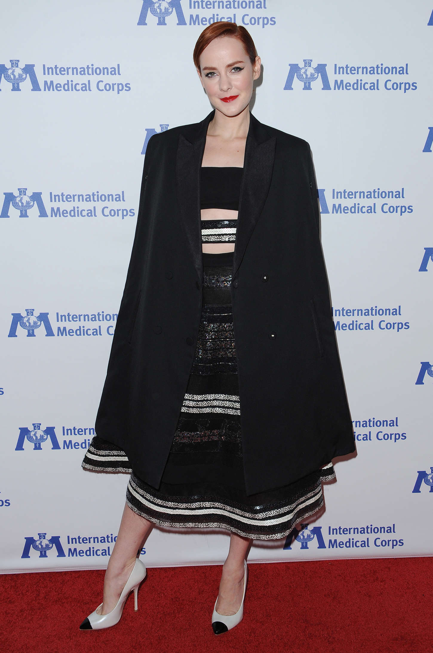 Jena Malone International Medical Corps Annual Awards Dinner in Beverly Hills