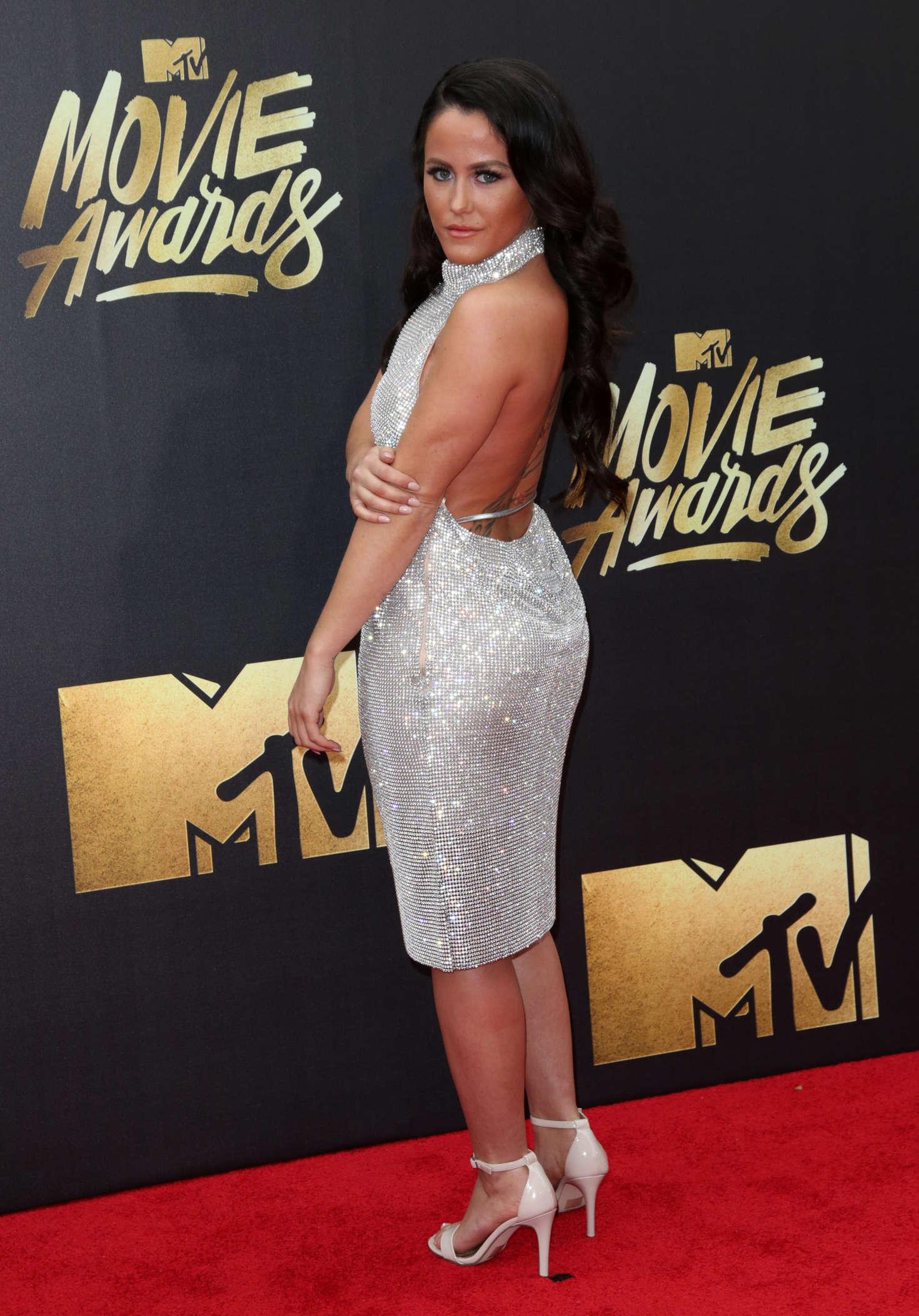 Jenelle Evans MTV Movie Awards in Burbank