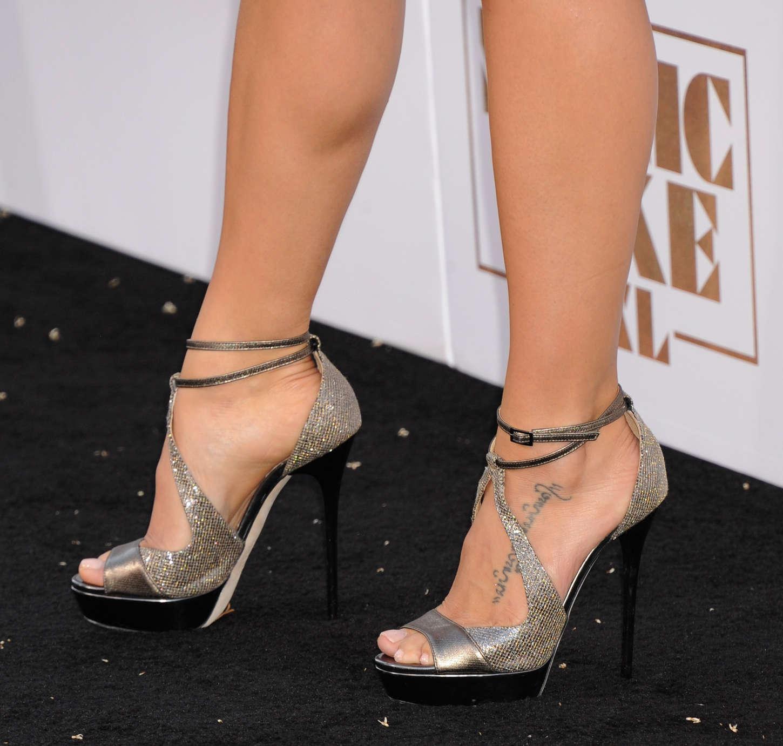 Jenna Dewan Tatum Magic Mike XXL Premiere in Los Angeles