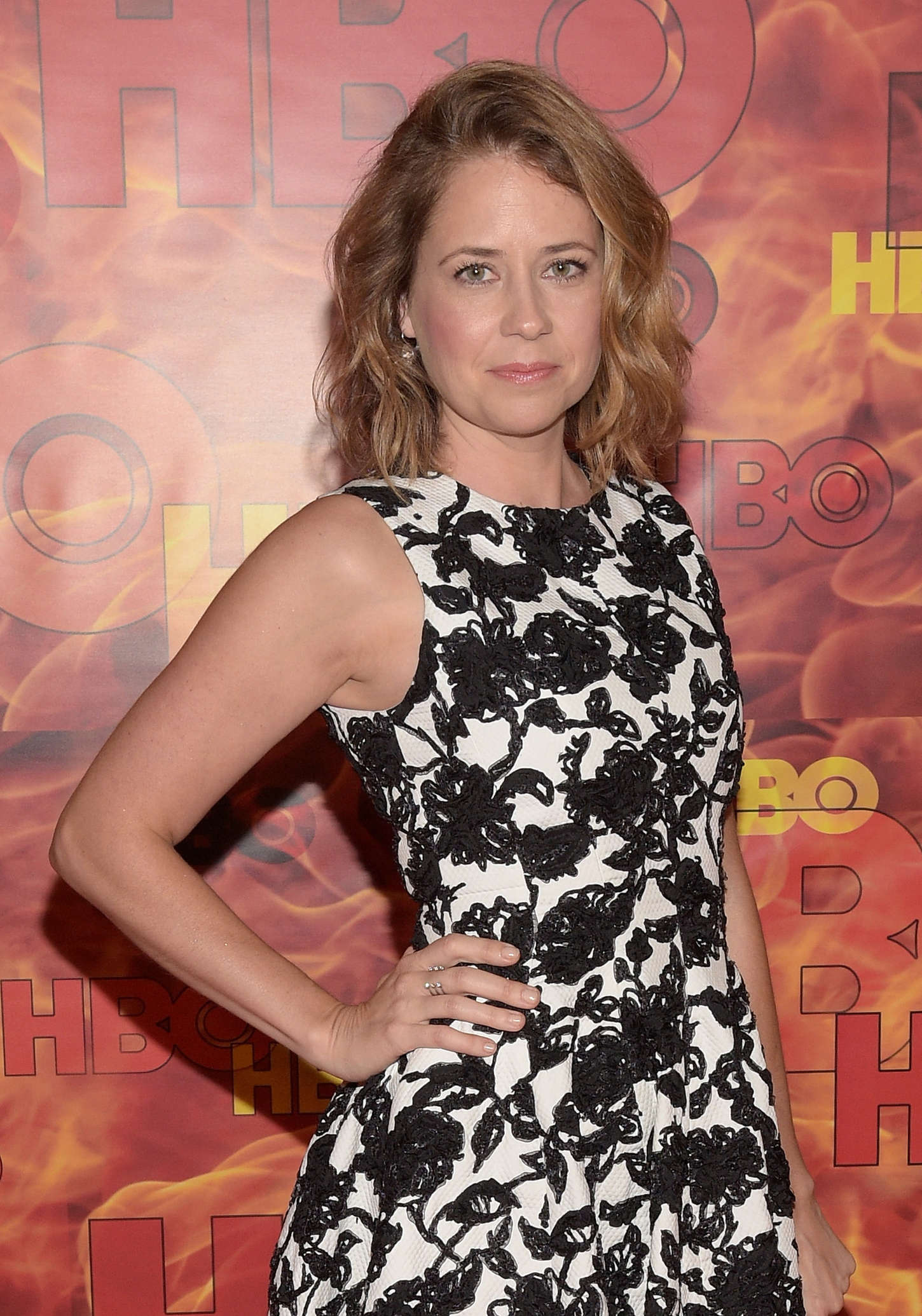 Jenna Fischer HBO's Official Emmy After Party in Los Angeles