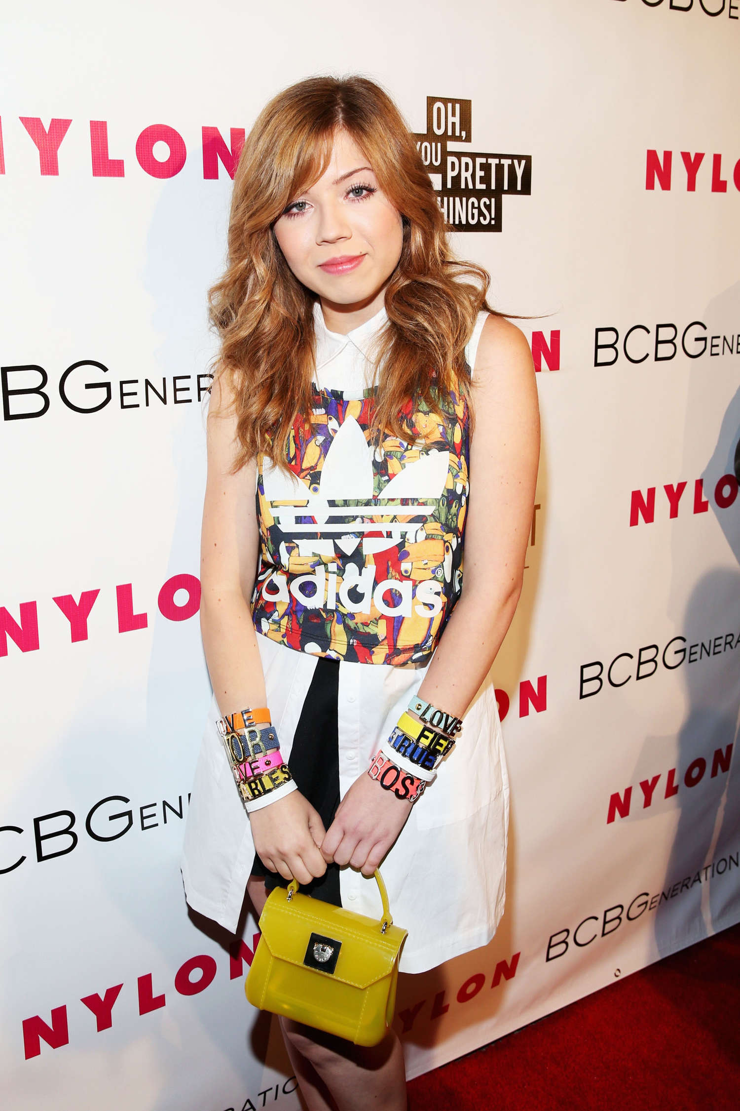 Jennette McCurdy Nylon Magazine Young Hollywood Party in Los Angeles
