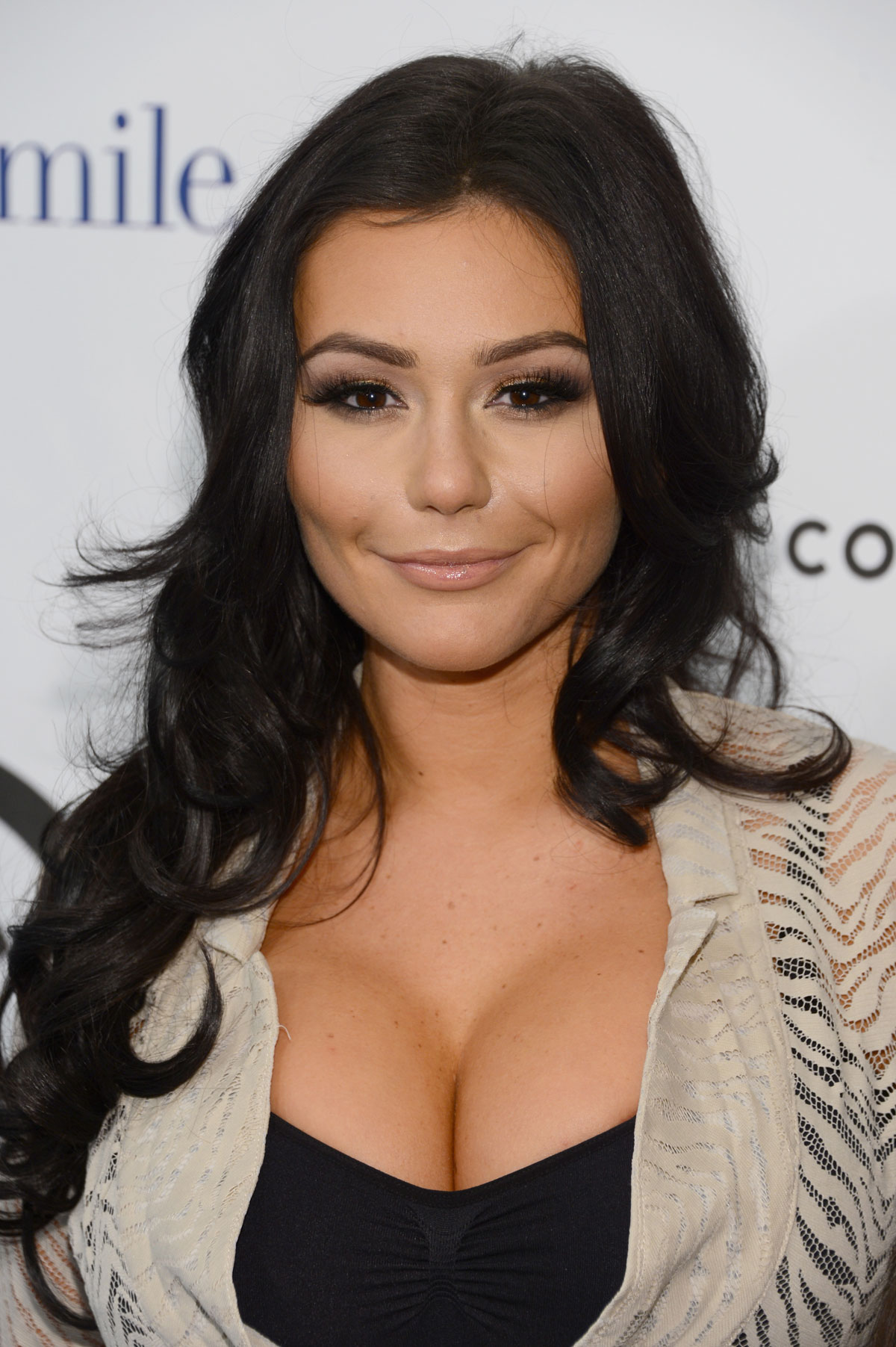 Jenni Jwoww Farley Hot at Night of Too Many Stars Charity Event in New York