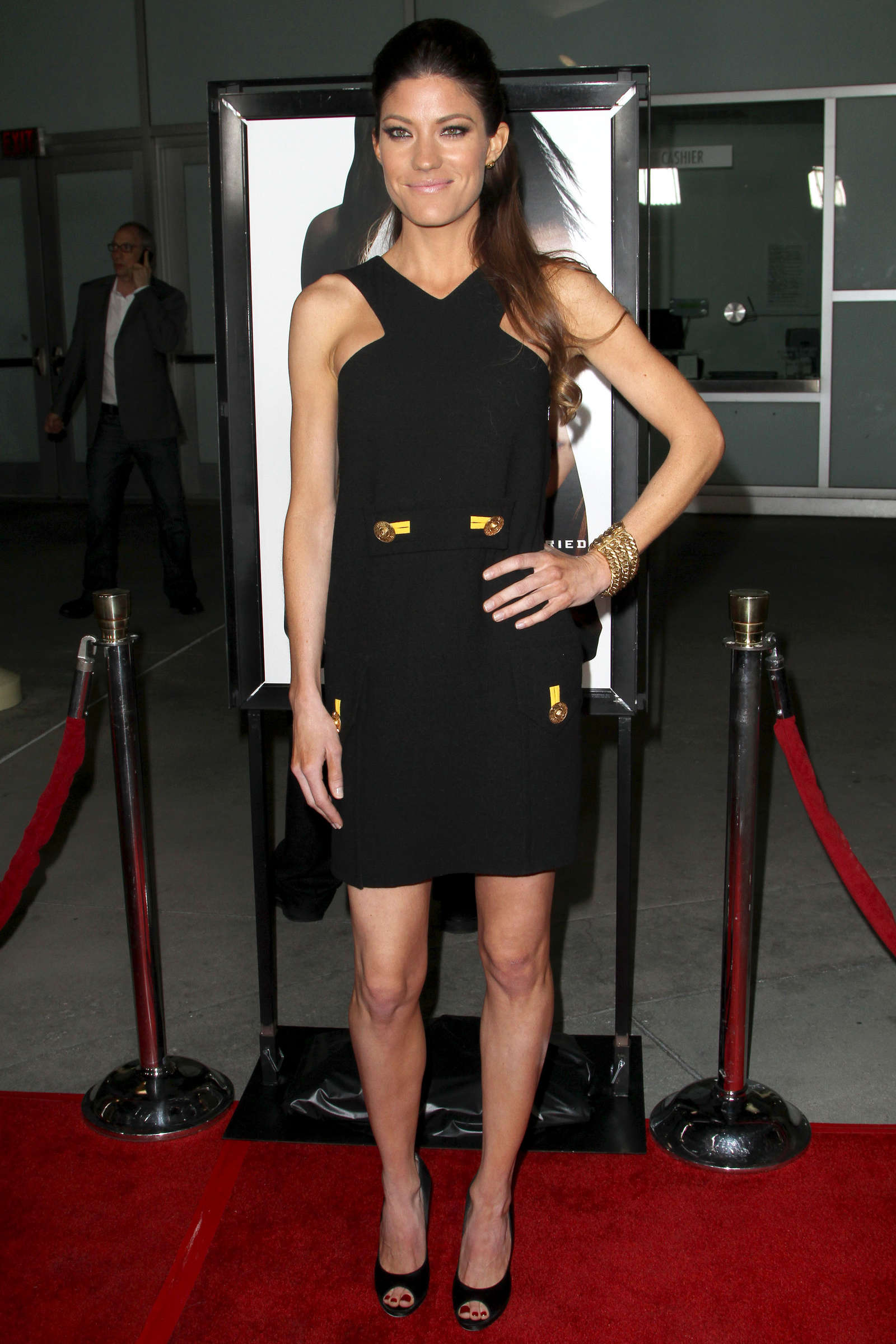 Jennifer Carpenter at Gone Los Angeles Premiere