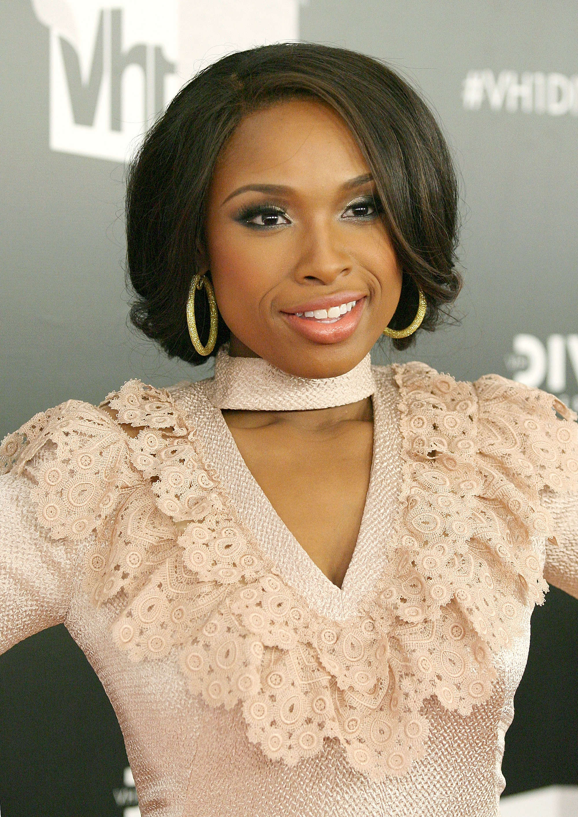 Jennifer Hudson Leggy at VH1 Divas Celebrate Soul
