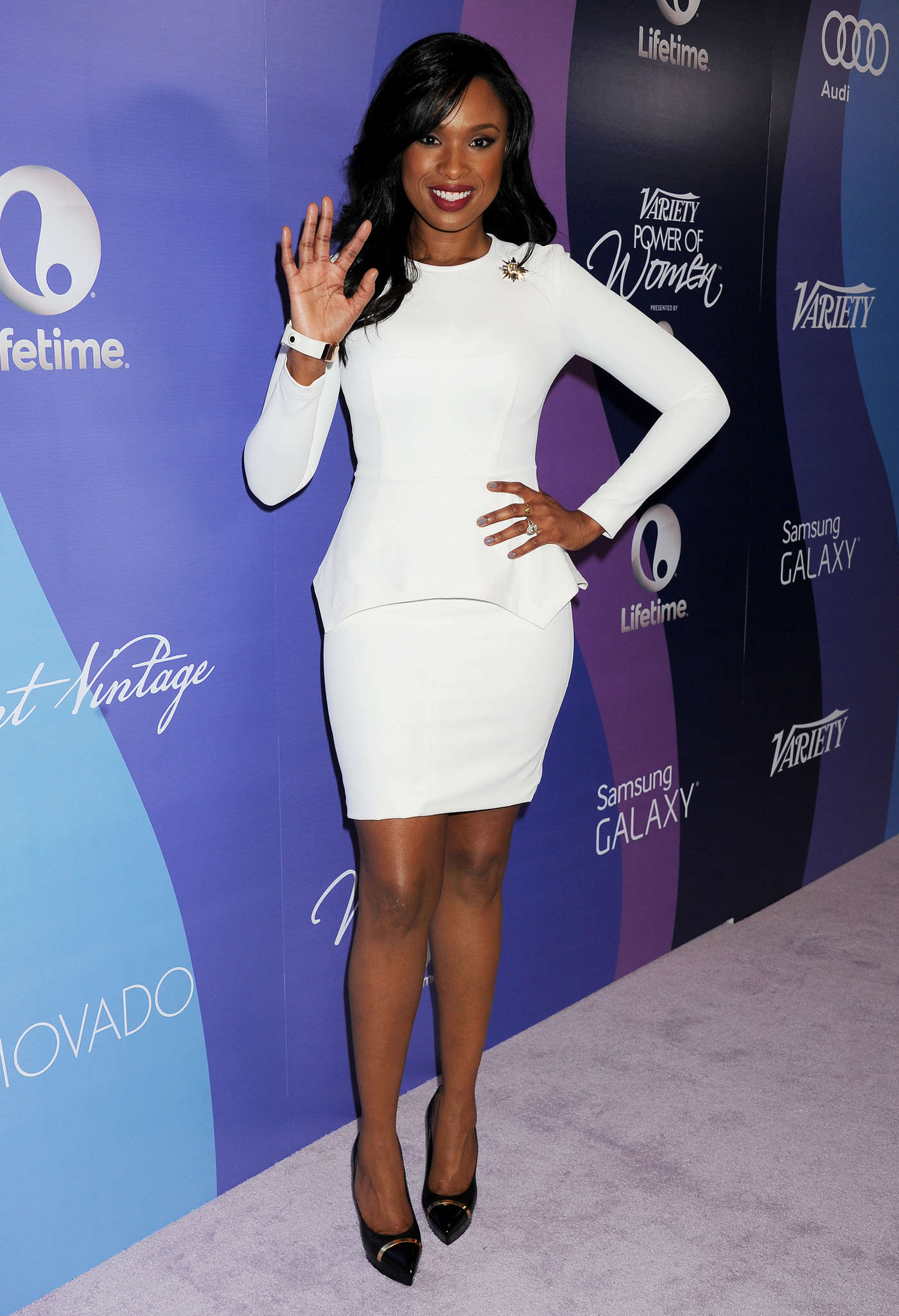 Jennifer Hudson Varietys Annual Power of Women Event in Beverly Hills