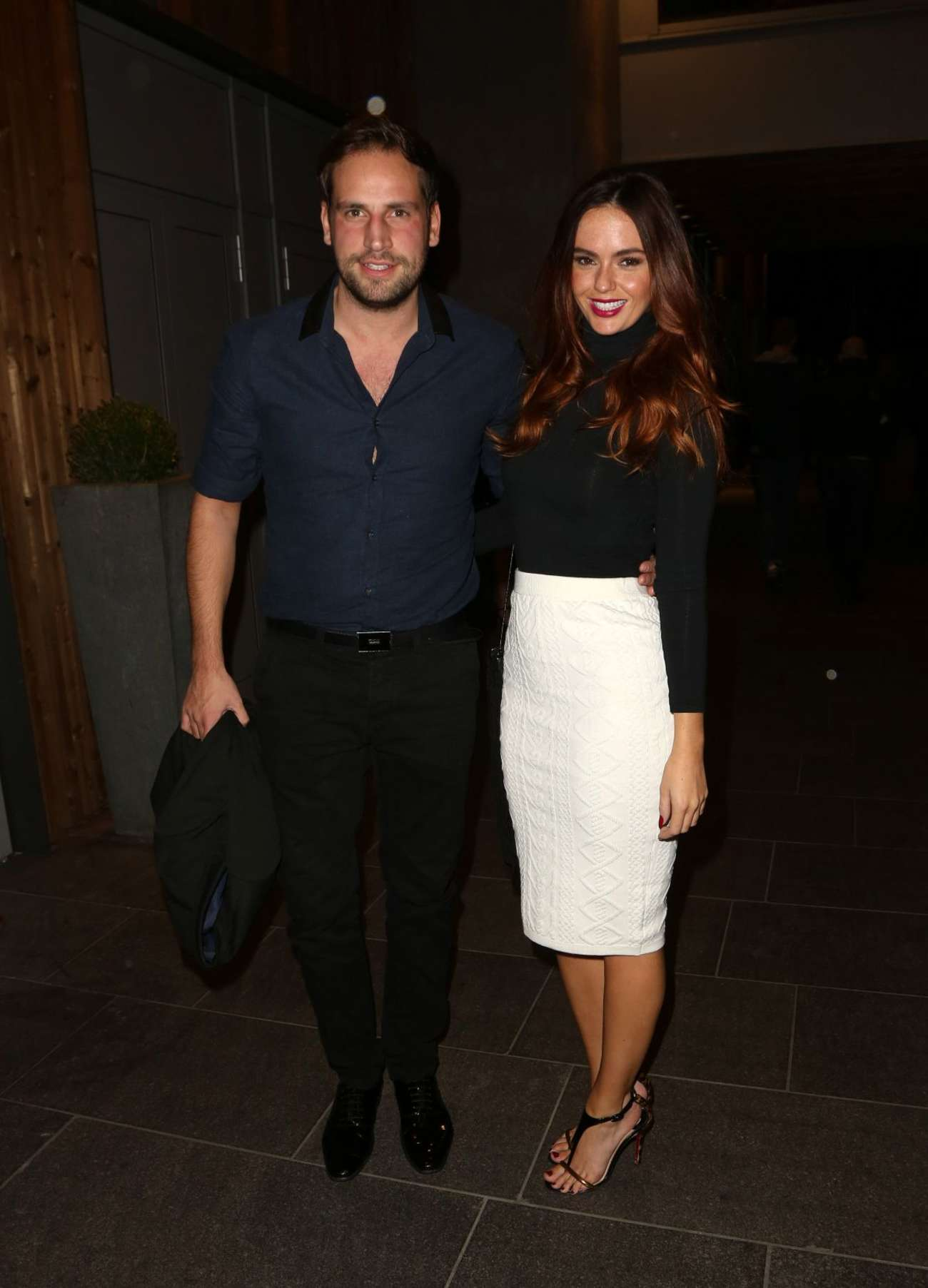 Jennifer Metcalfe Gemma Mernas Leaving Party in Manchester