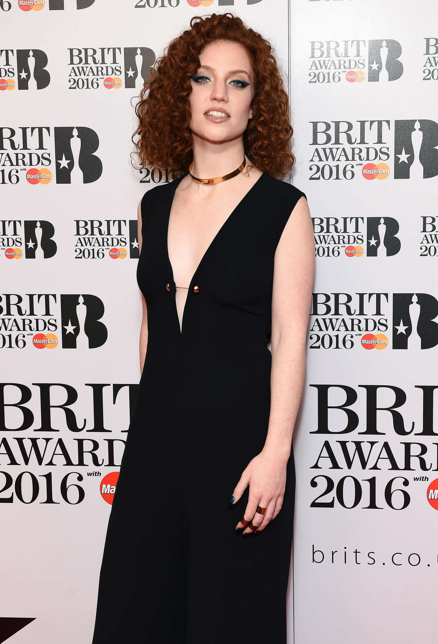 Jess Glynne Brit Awards Nominations Launch in London