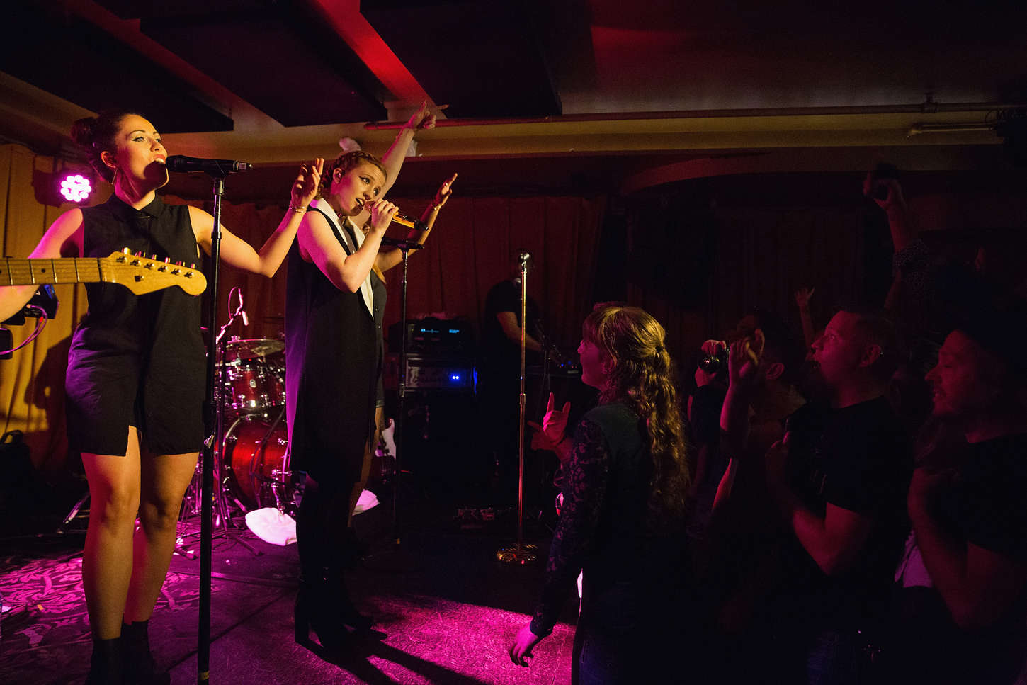 Jess Glynne Performs at Barboza in Seattle