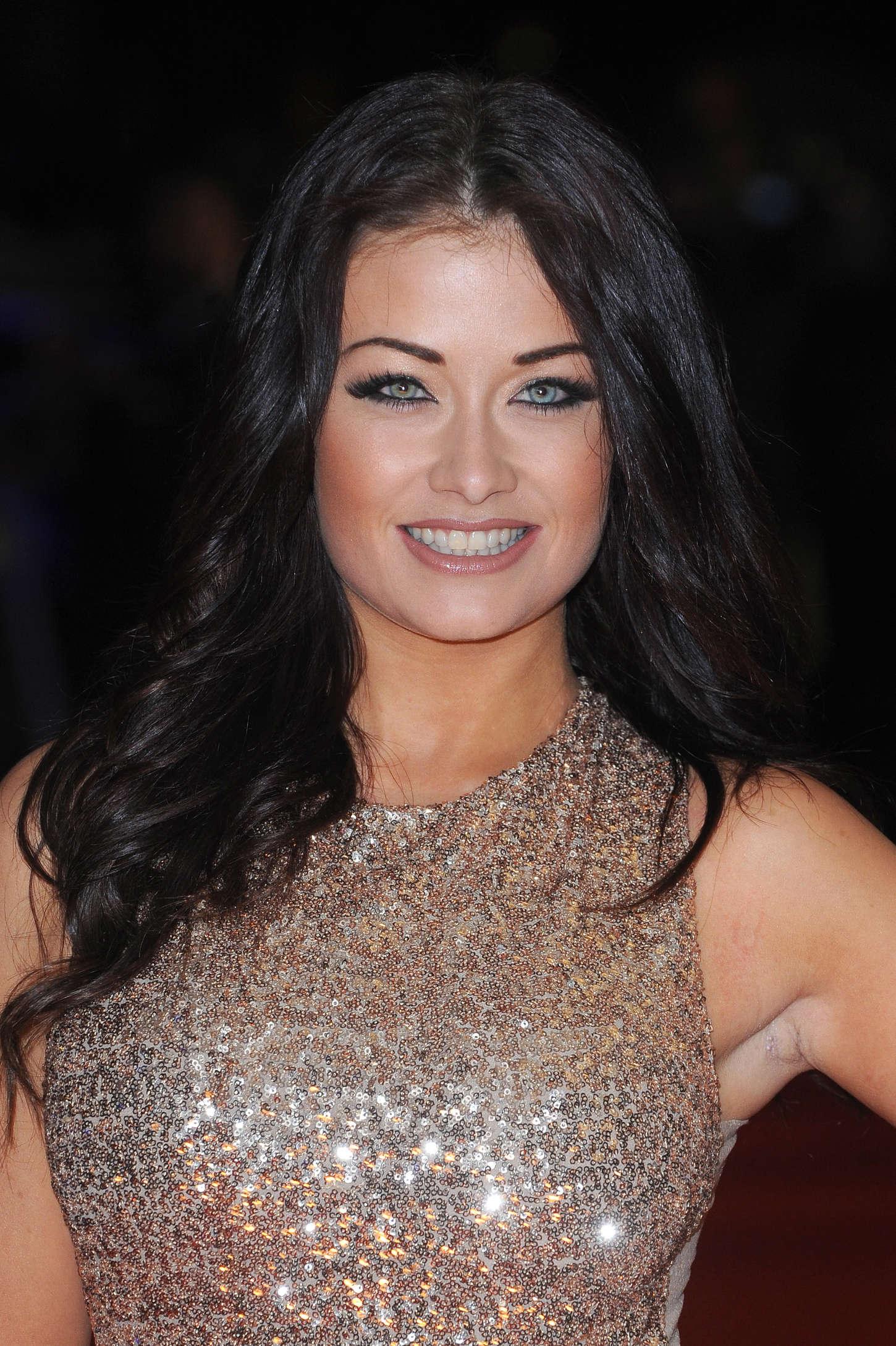 Jess Impiazzi The Gunman Premiere in London