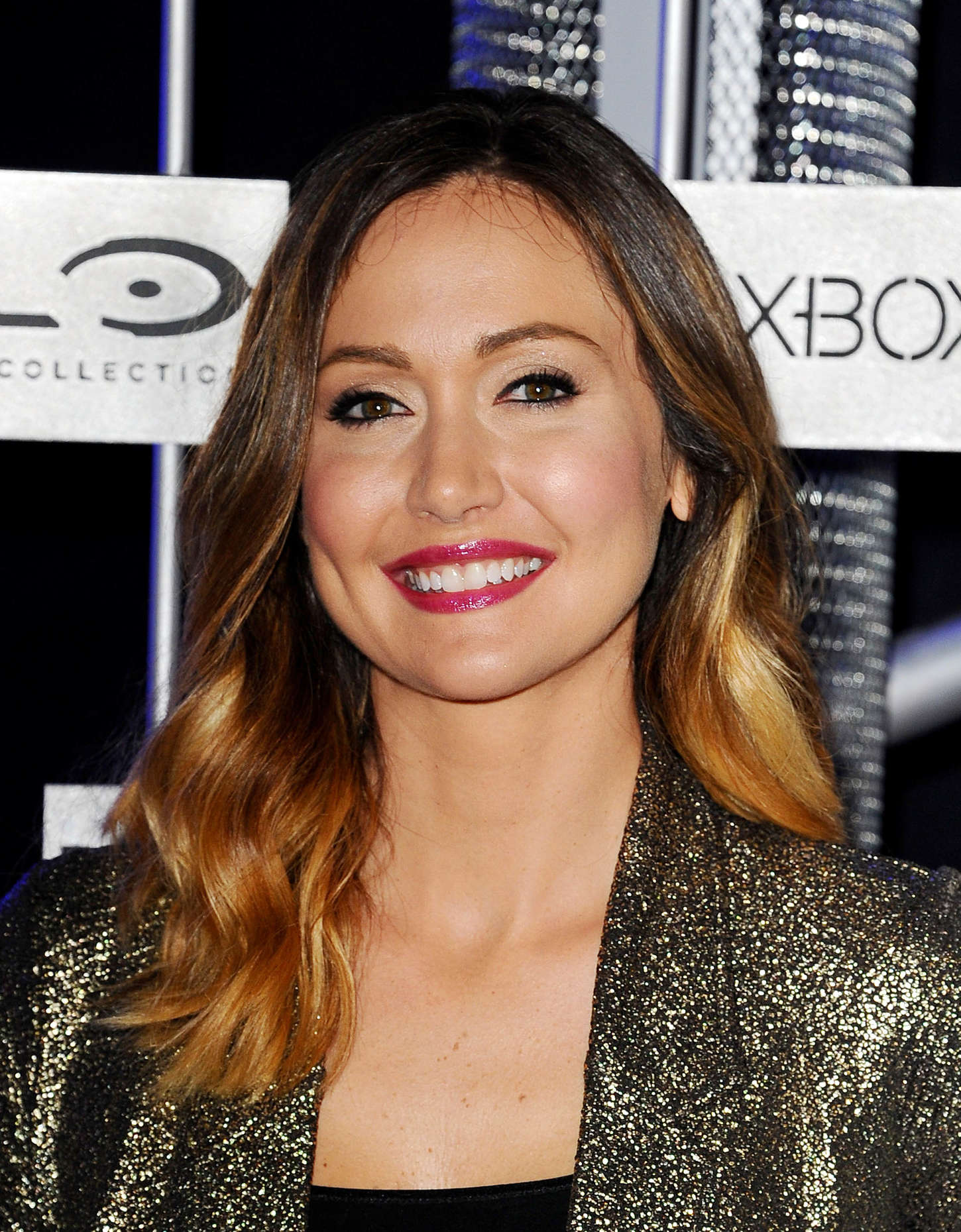 Jessica Chobot HaloFest Halo The Master Chief Collection Launch Event in Hollywood