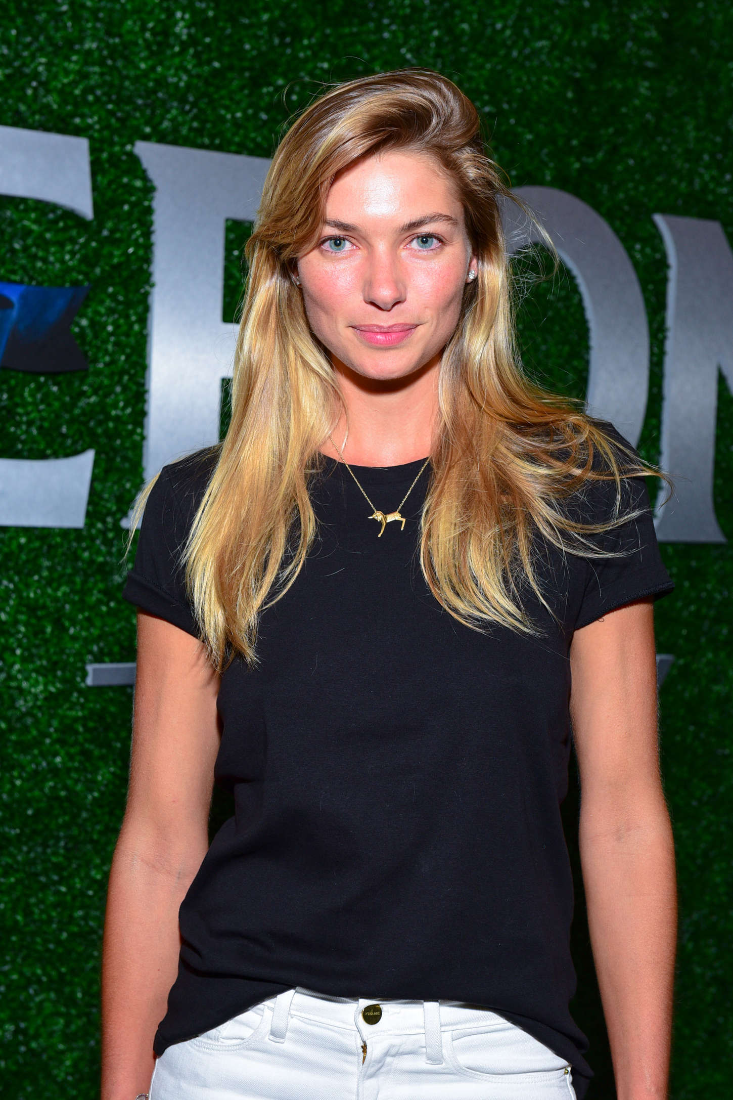 Jessica Hart Margherita Missoni Peroni Nastro Azzurro's Fall Fashion Collaboration debut in New York
