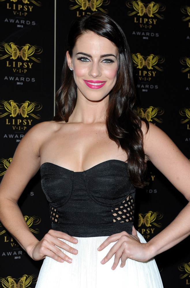 Jessica Lowndes Lipsy VIP Awards Ceremony in London