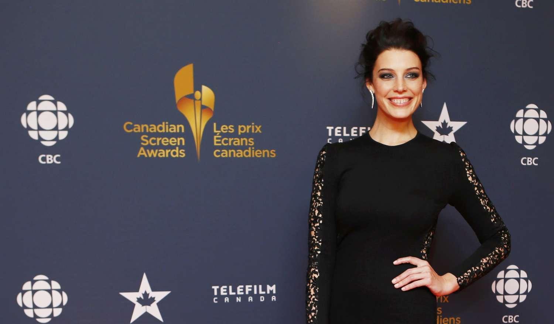 Jessica Pare Canadian Screen Awards
