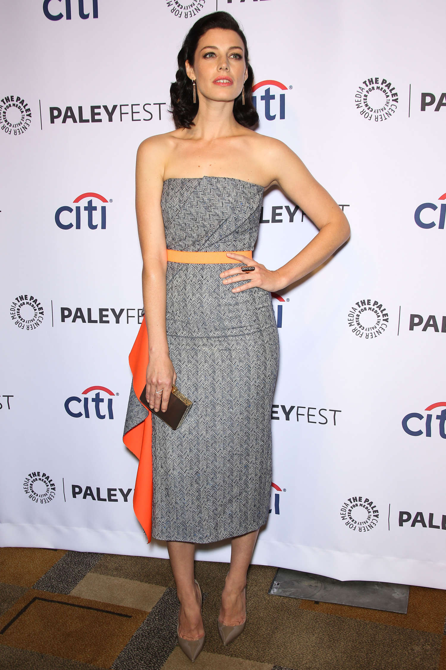 Jessica Pare PaleyFest An Evening with Mad Men Event in Beverly Hills