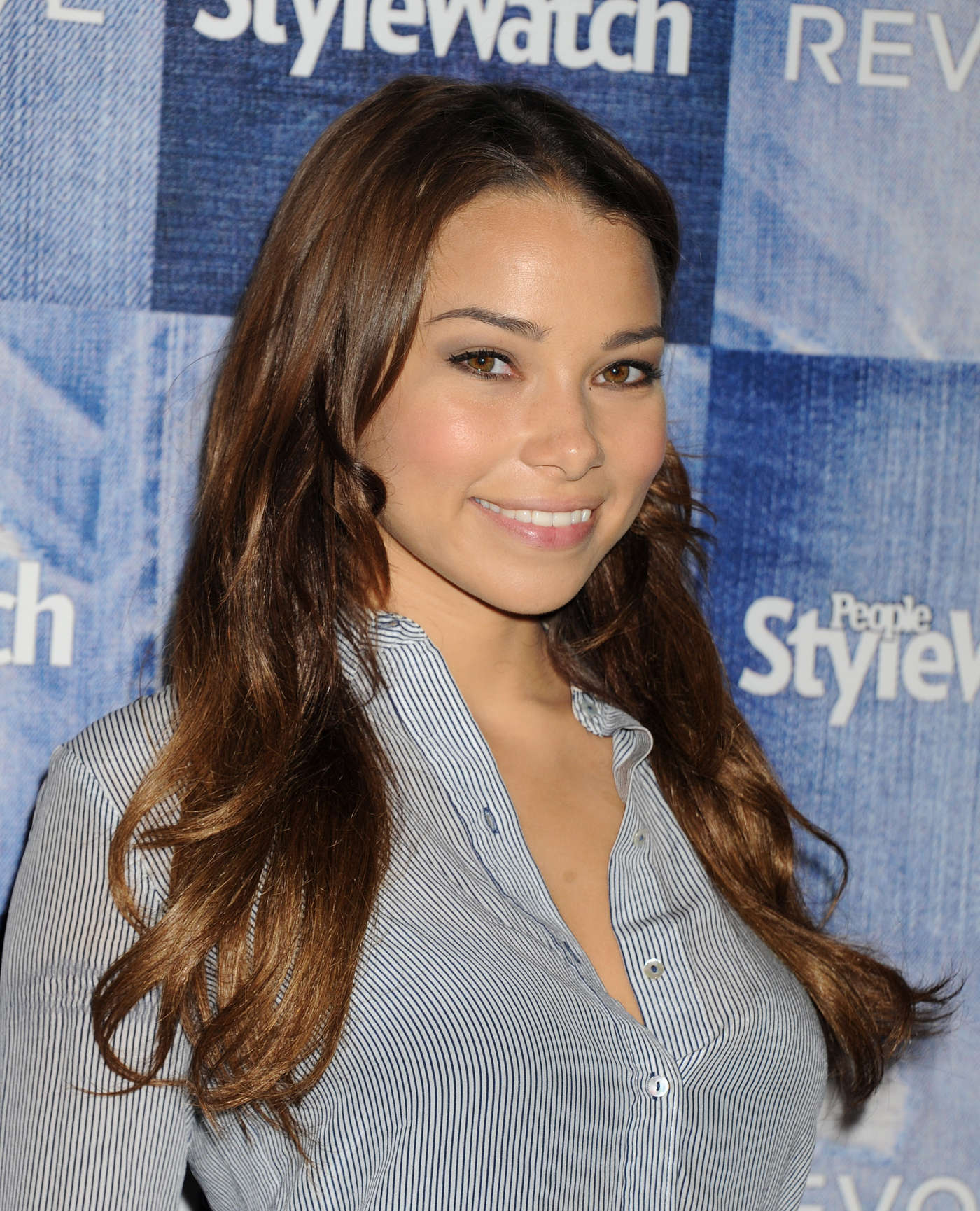 Jessica Parker Kennedy People StyleWatch Annual Denim Party in Los Angeles