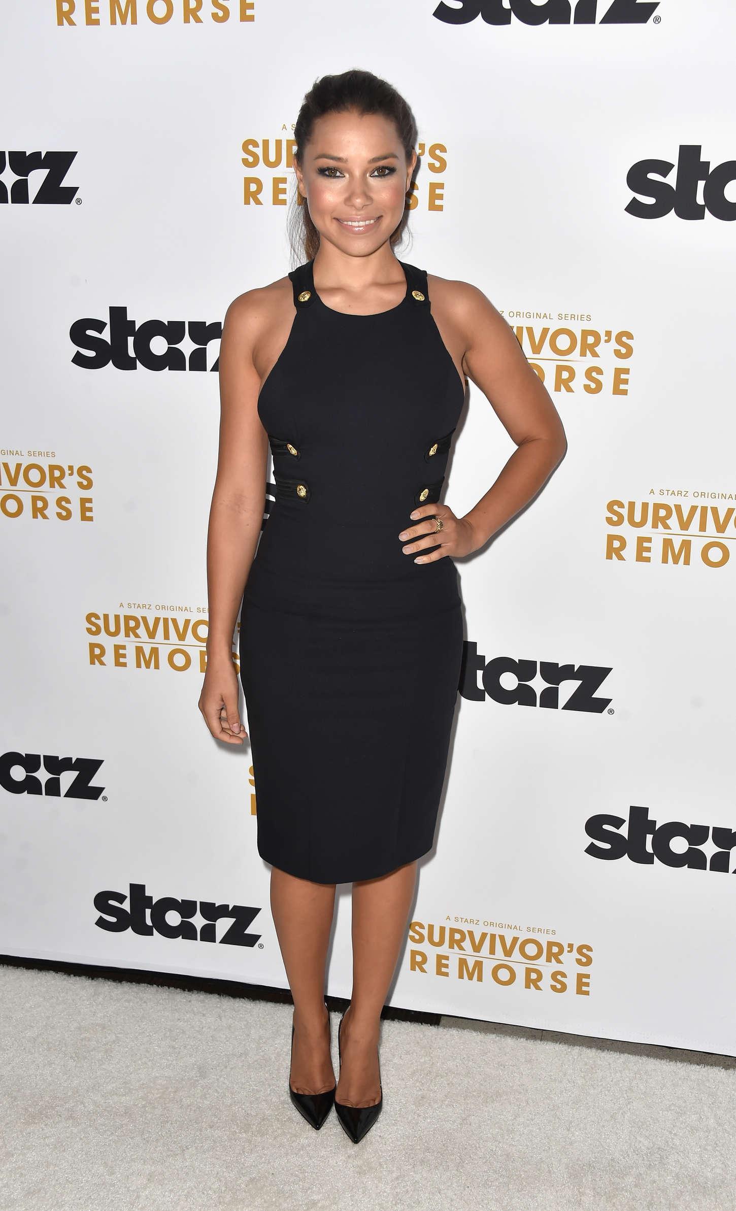 Jessica Parker Kennedy Survivors Remorse Premiere in Beverly Hills