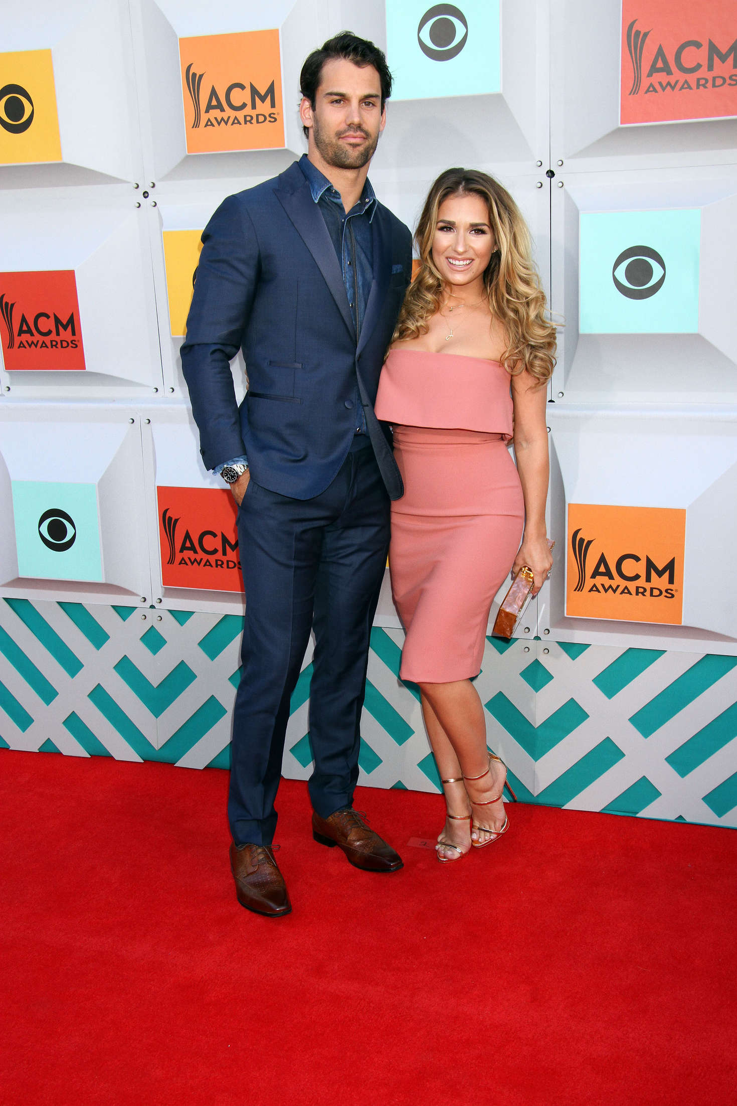 Jessie James Decker Academy of Country Music Awards in Las Vegas