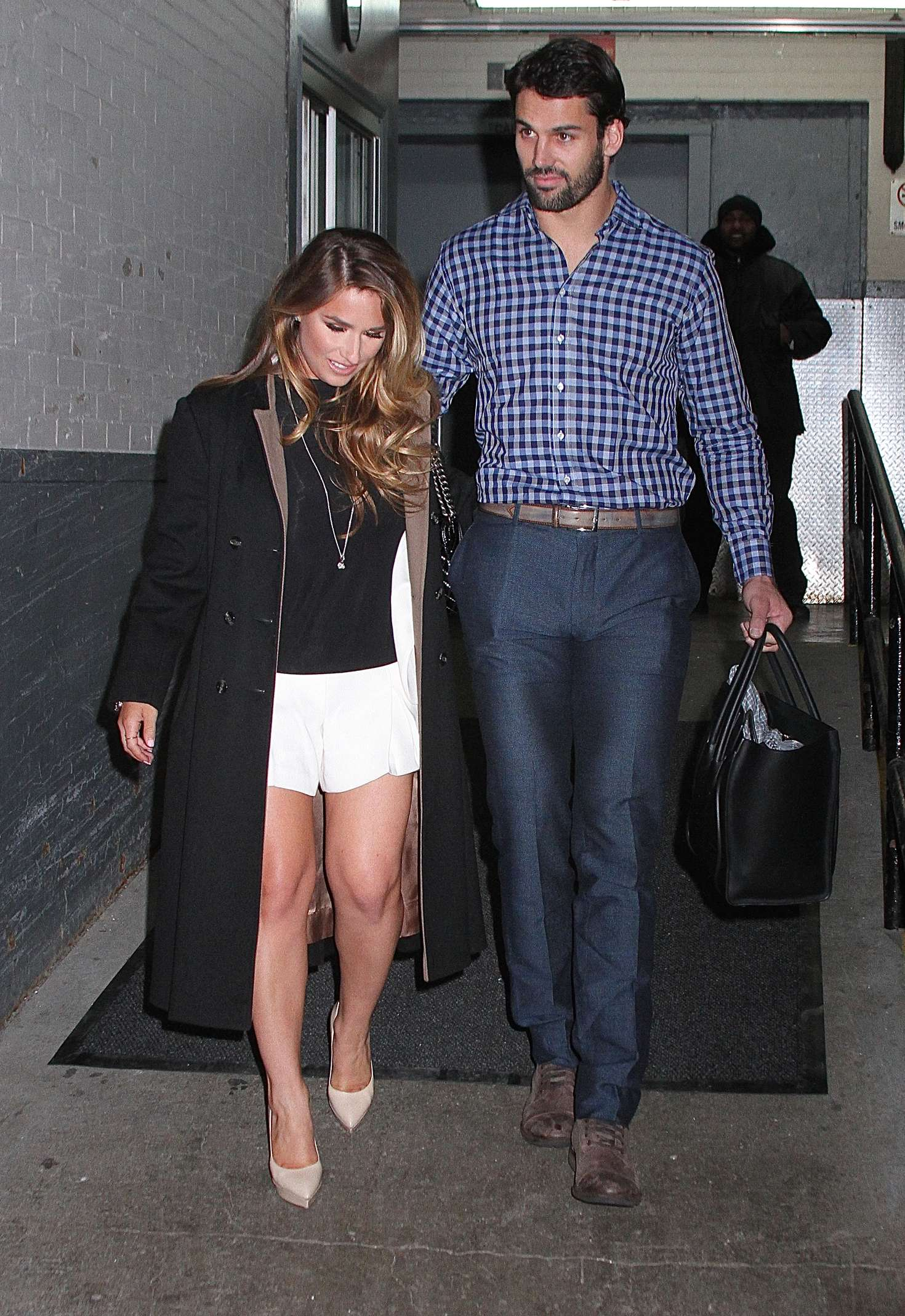 Jessie James Decker Leaving HuffPost Live in New York
