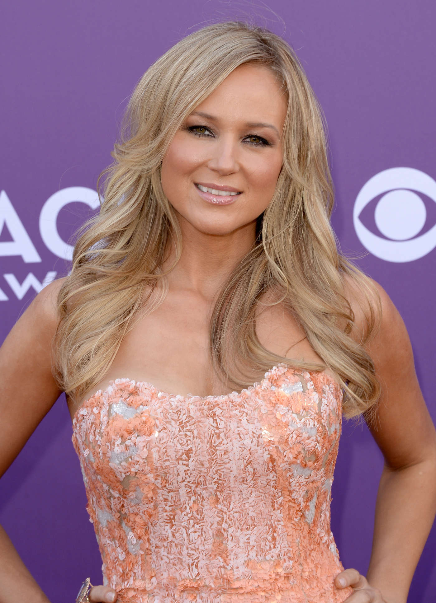 Jewel Kilcher Annual Academy of Country Music Awards in Las Vegas