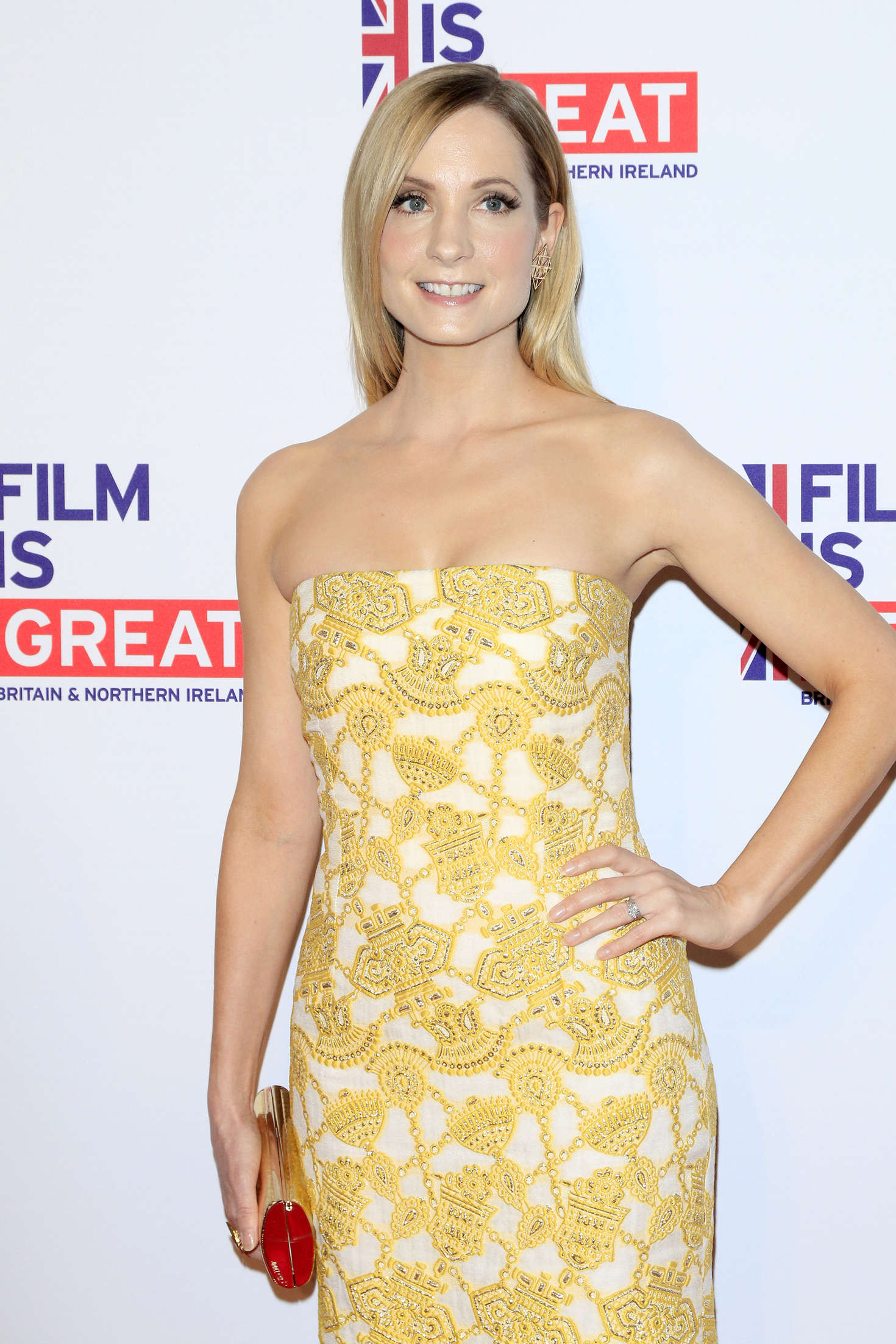 Joanne Froggatt The Film is Great Reception in West Hollywood