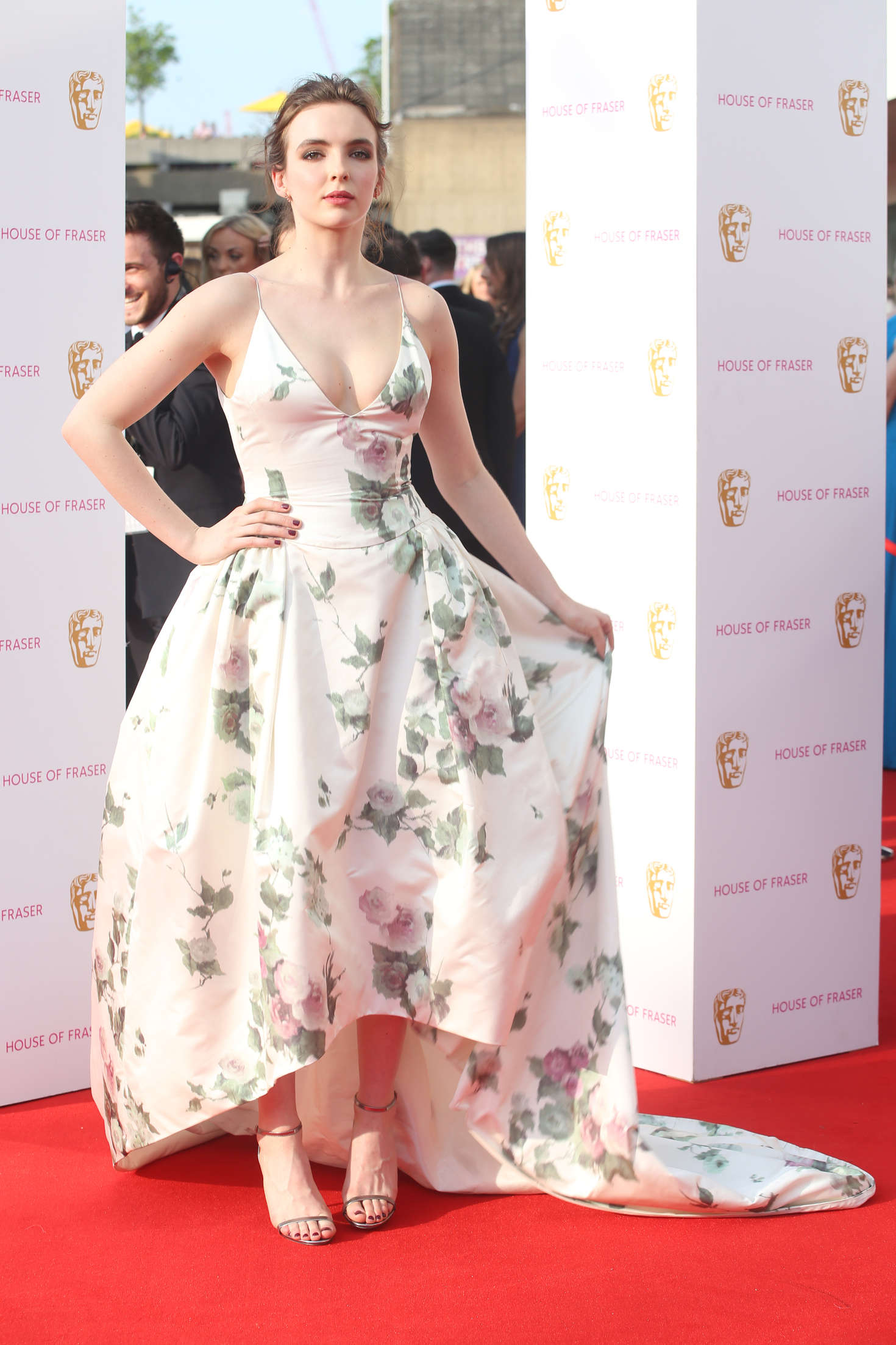 Jodie Comer BAFTA TV Awards in London