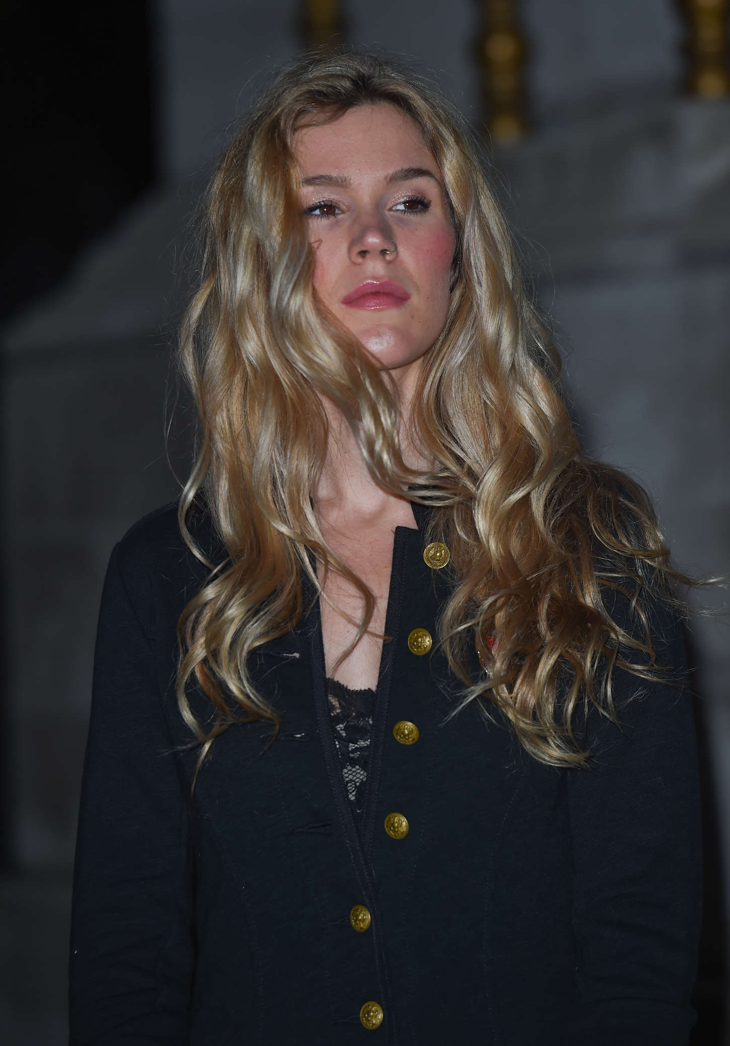 Joss Stone National Poppy Appeal Launch in London