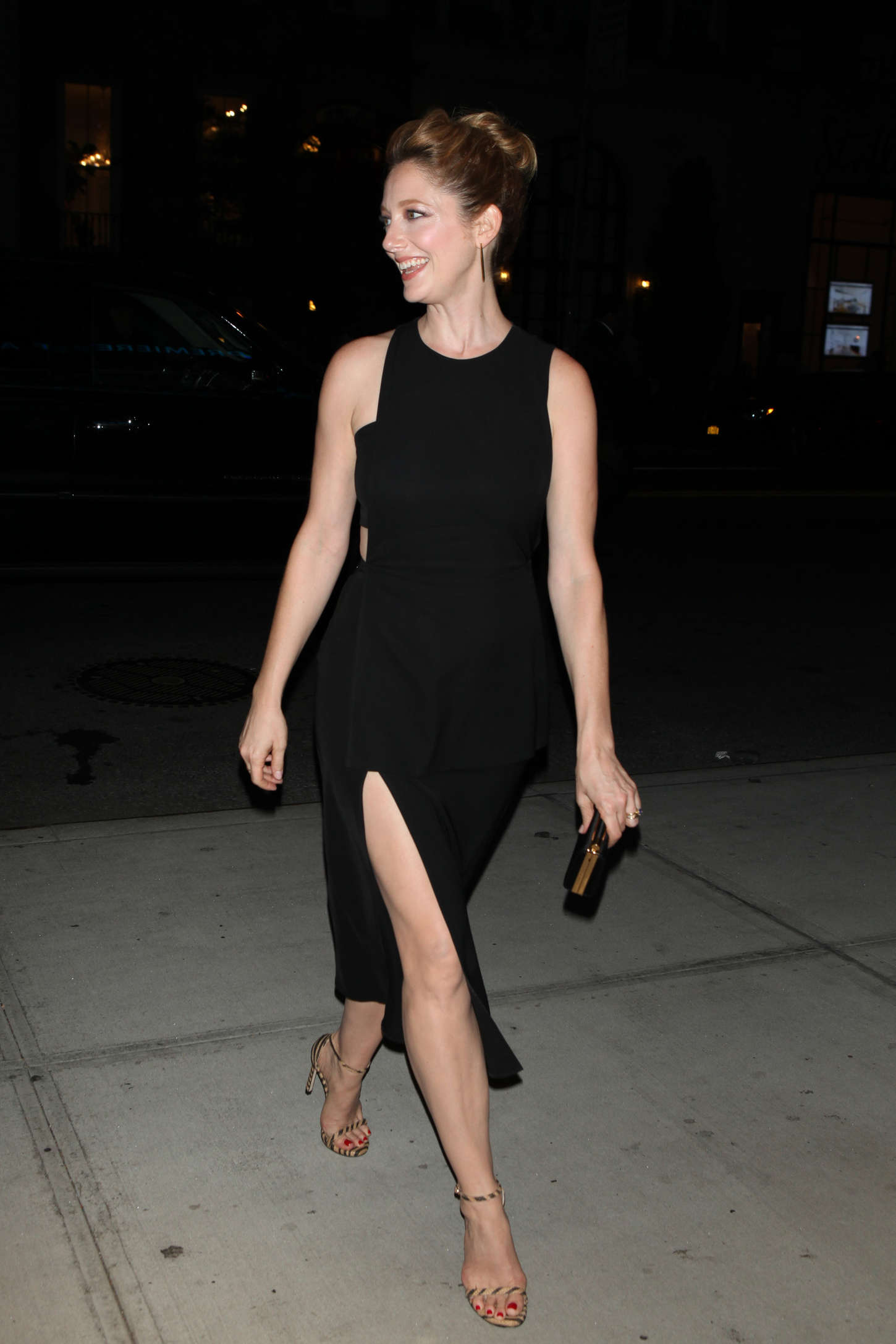Judy Greer Addicted To Fresno Premiere in New York