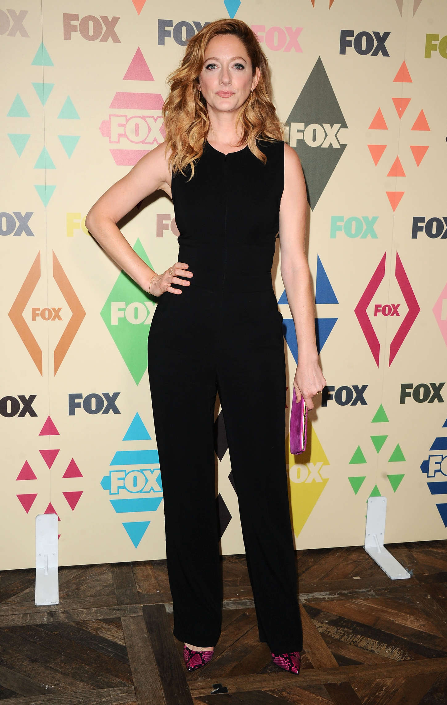 Judy Greer FOX TCA Summer All Star Party in West Hollywood