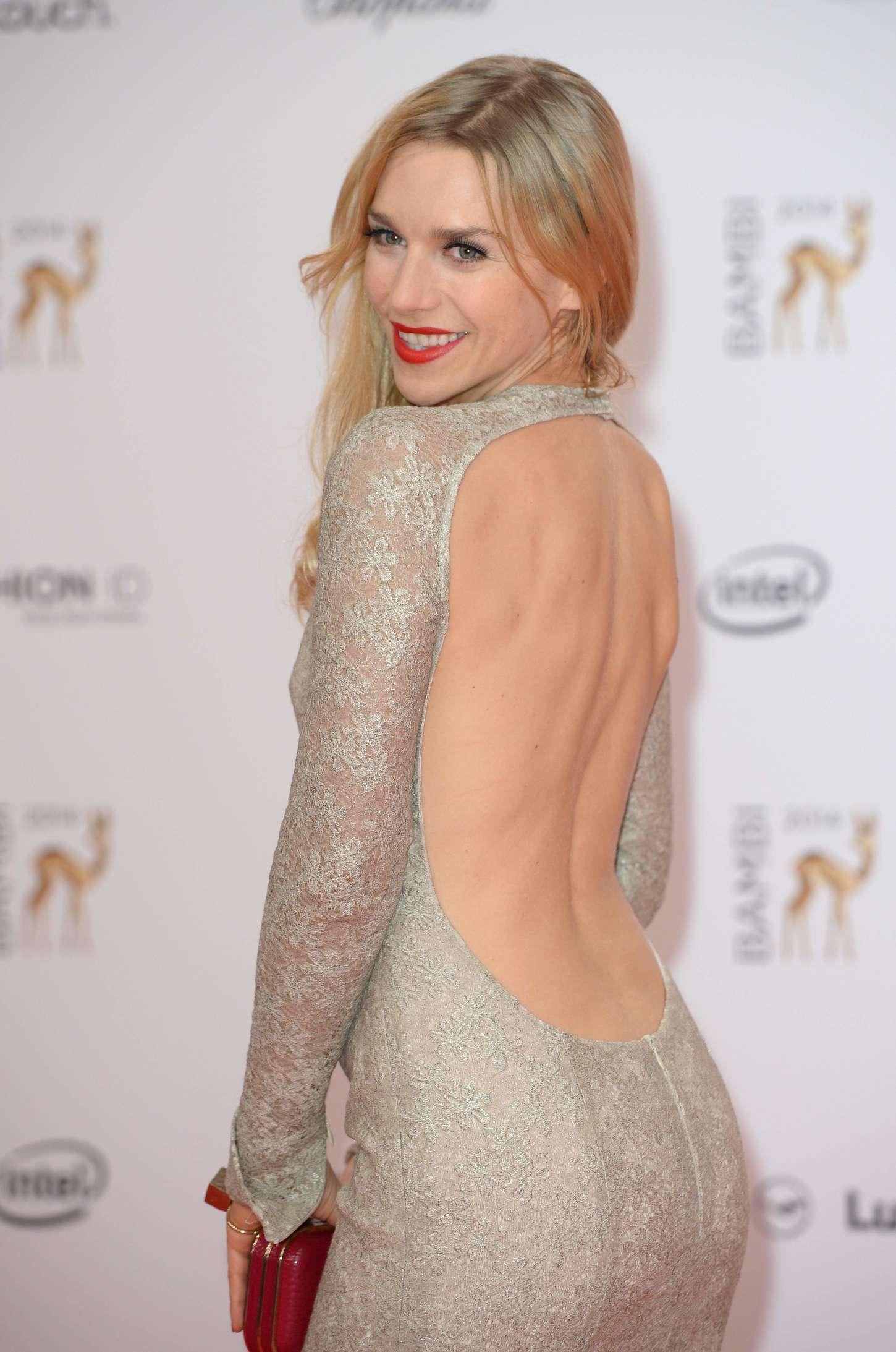 Julia Dietze Bambi Awards in Berlin