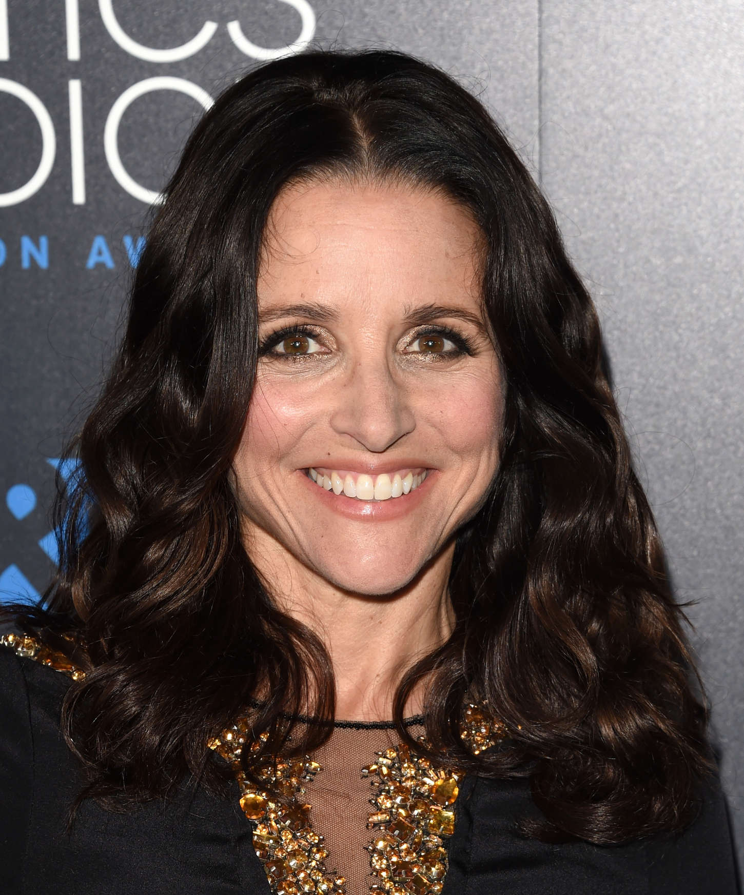 Julia Louis Dreyfus Annual Critics Choice Television Awards in Beverly Hills