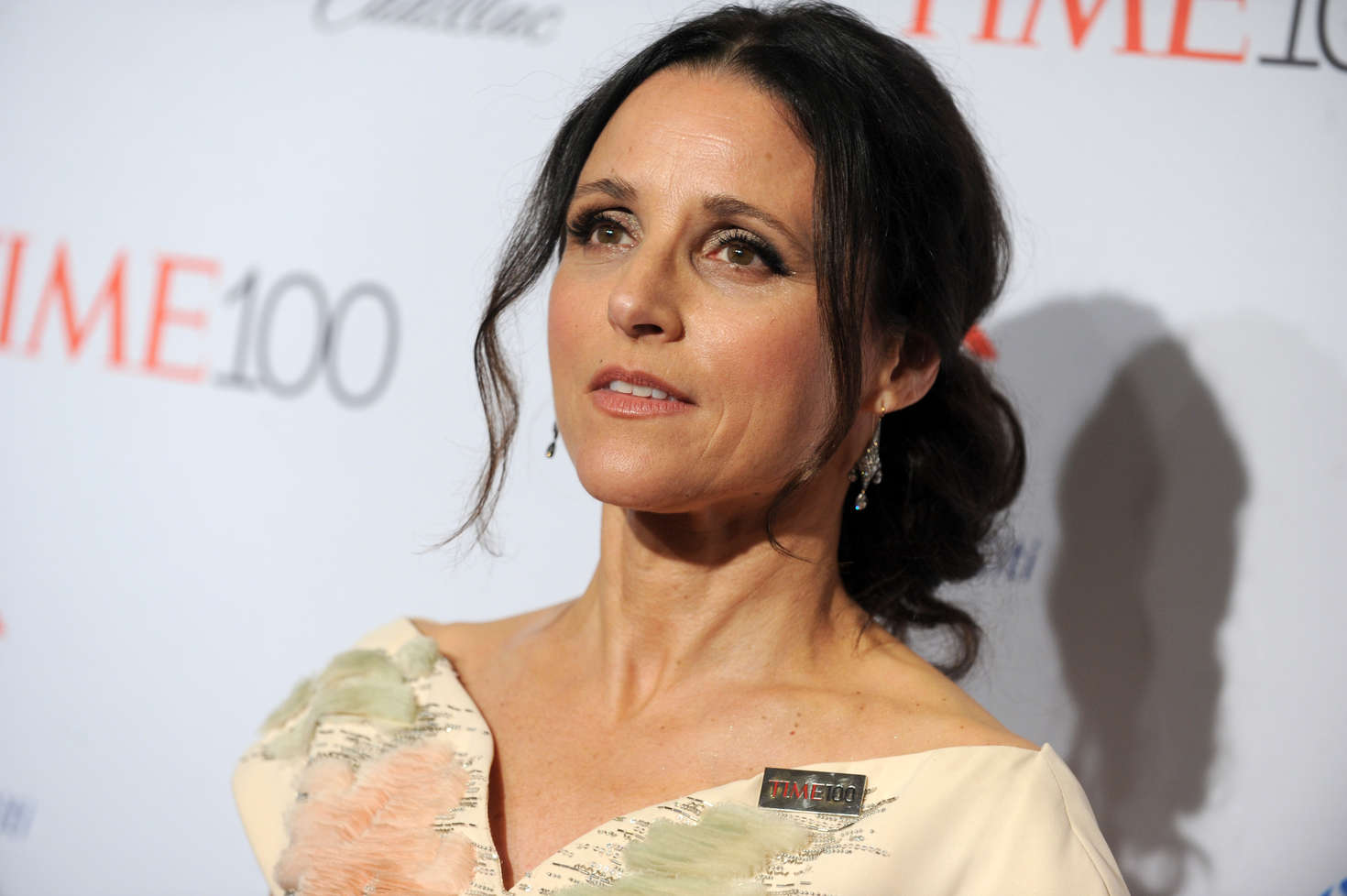 Julia Louis Dreyfus Time Gala in New York
