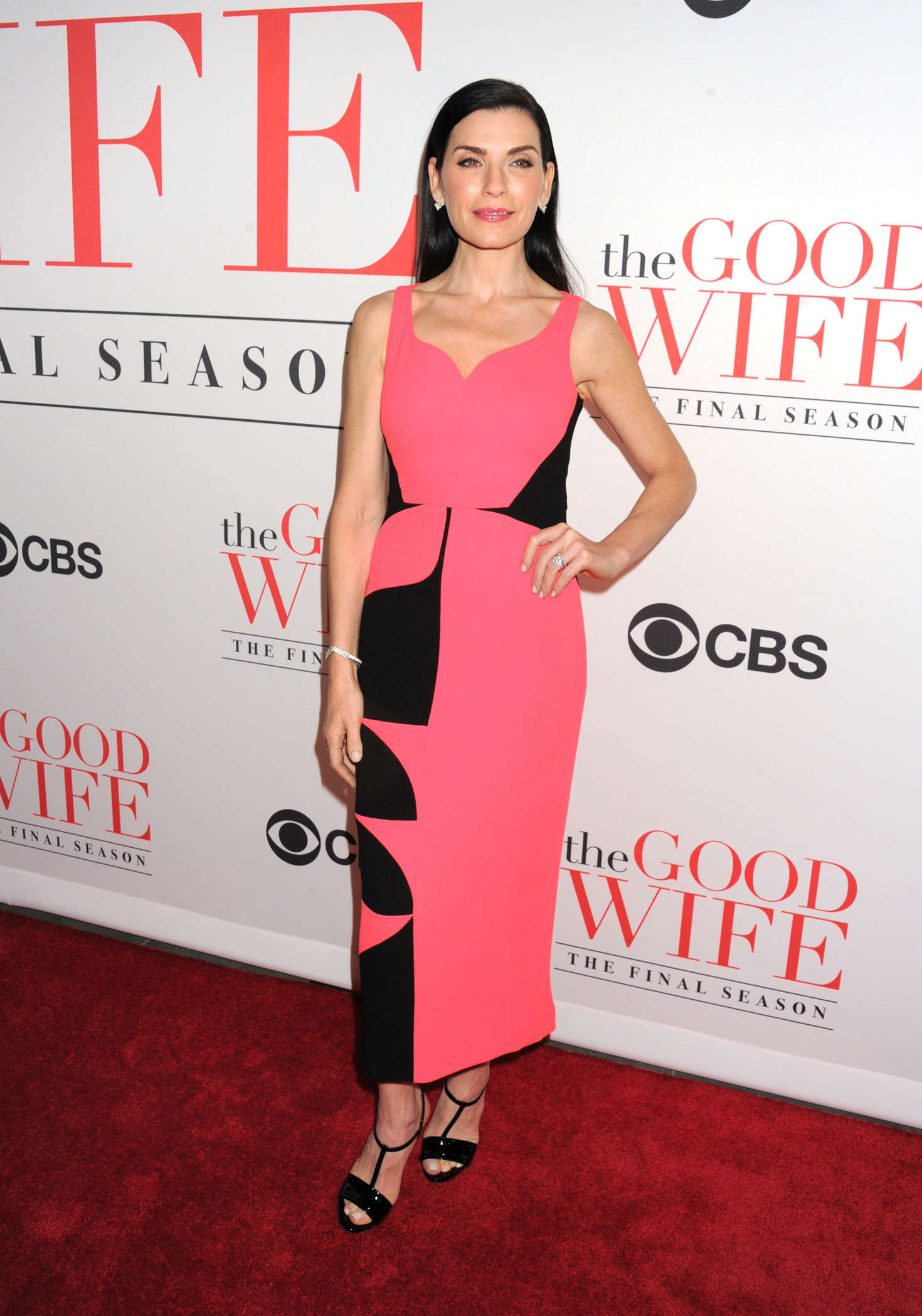 Julianna Margulies The Good Wife Finale Party in New York City