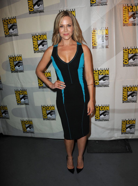 Julie Benz Comic-Con