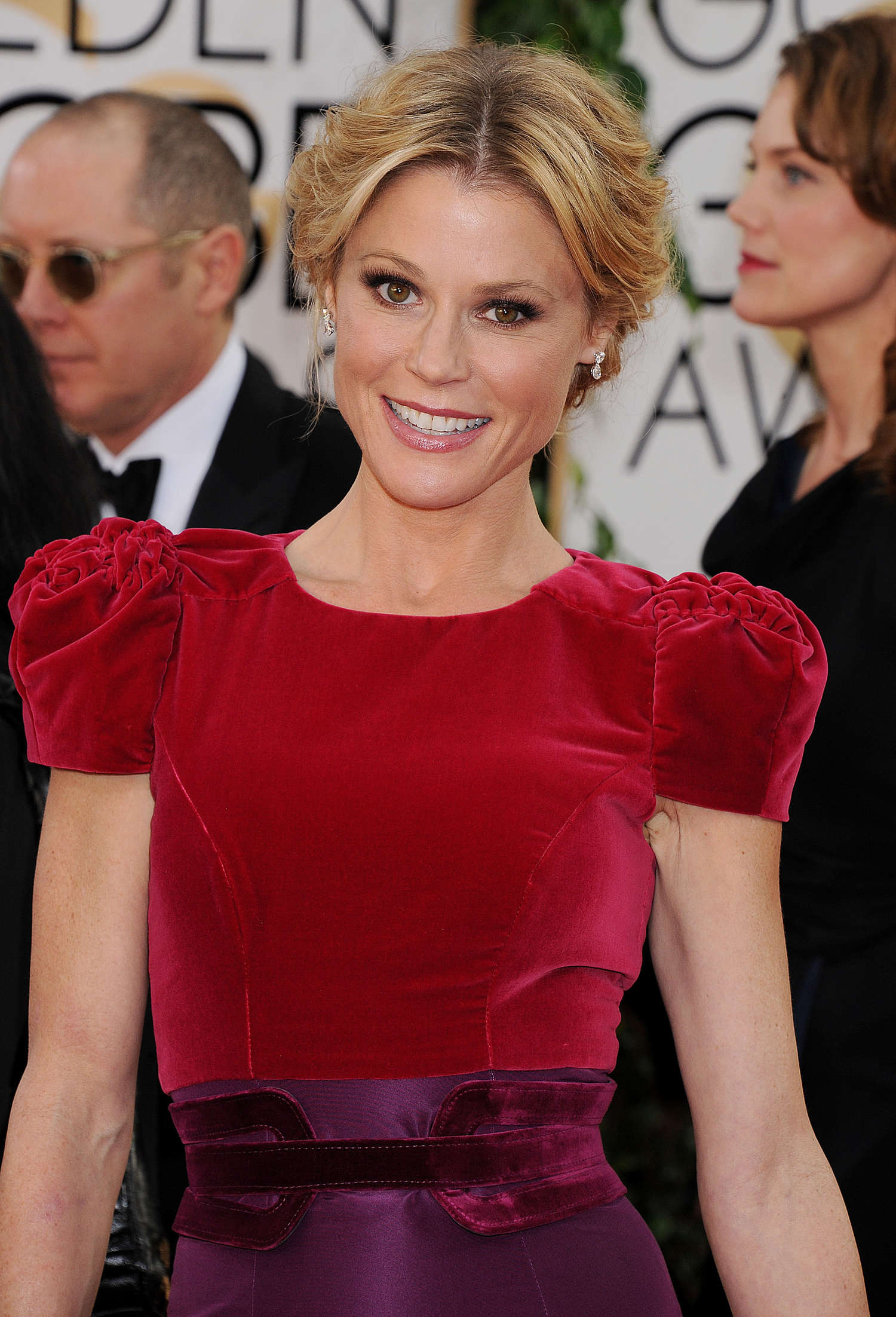 Julie Bowen Annual Golden Globe Awards in Beverly Hills