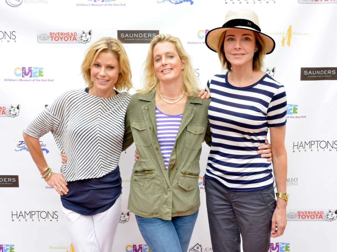 Julie Bowen at CMEE Family Fair