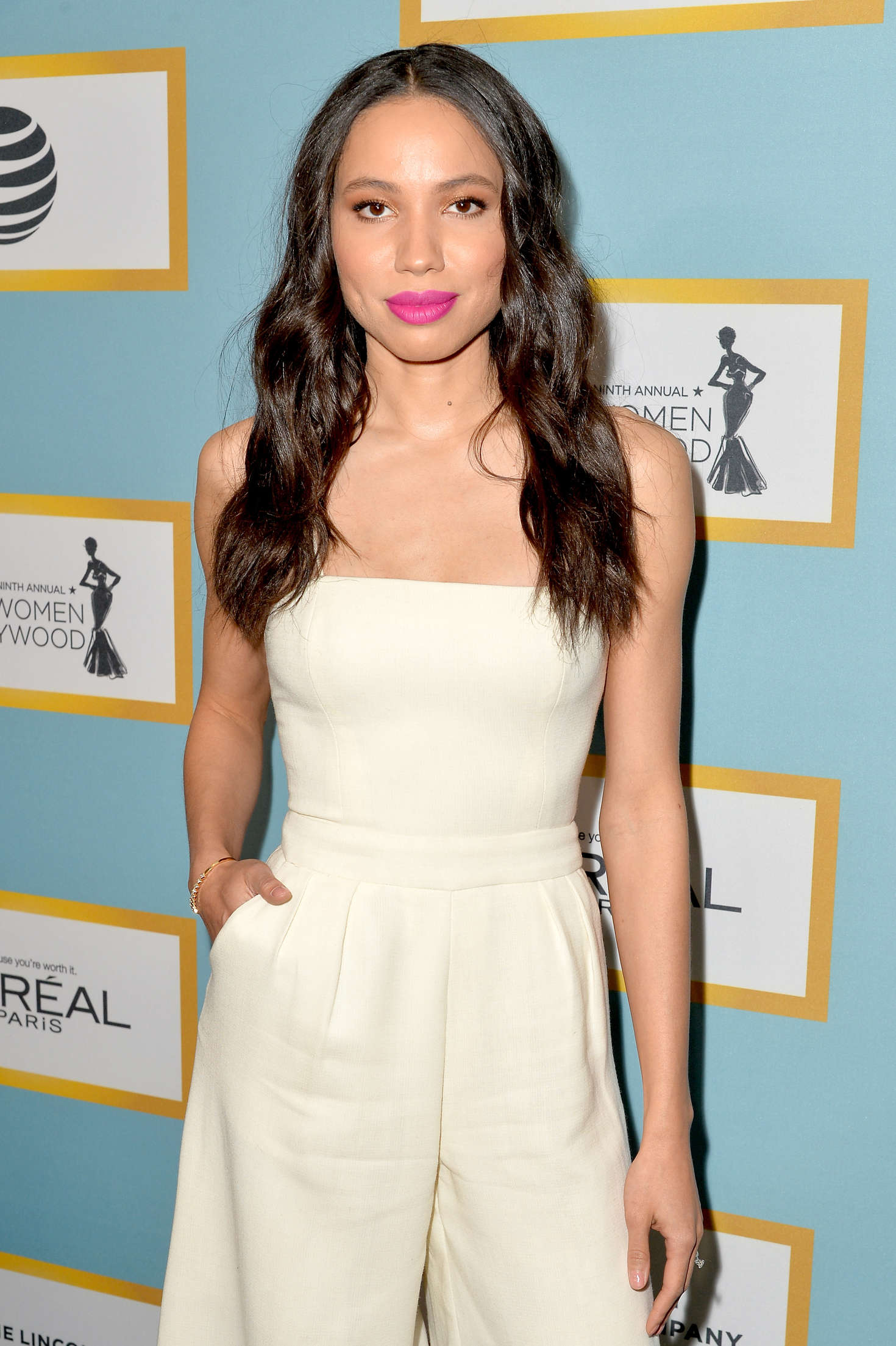 Jurnee Smollett-Bell ESSENCE Black Women in Hollywood Awards Luncheon in Beverly Hills
