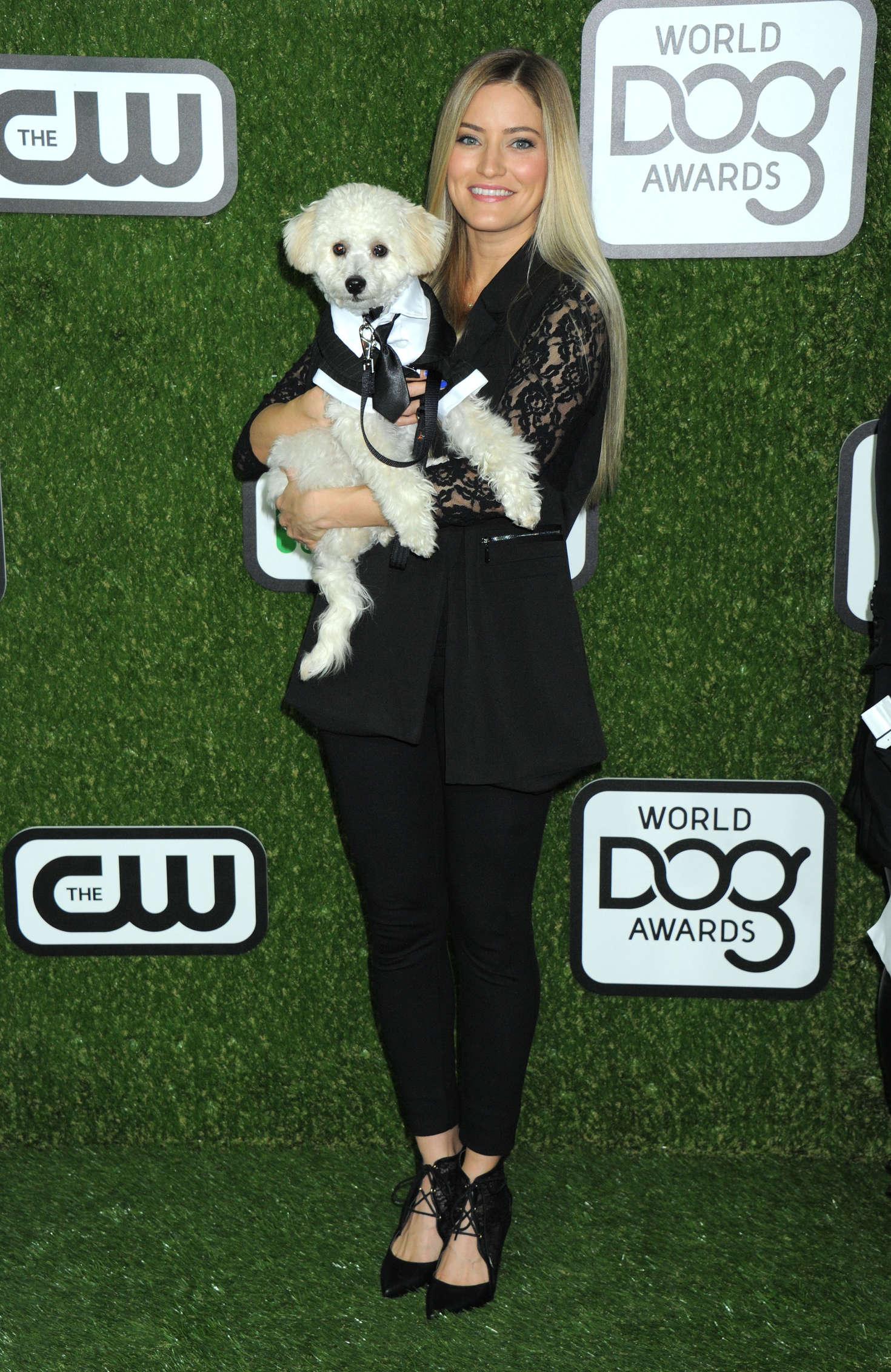 Justine Ezarik World Dog Awards in Santa Monica