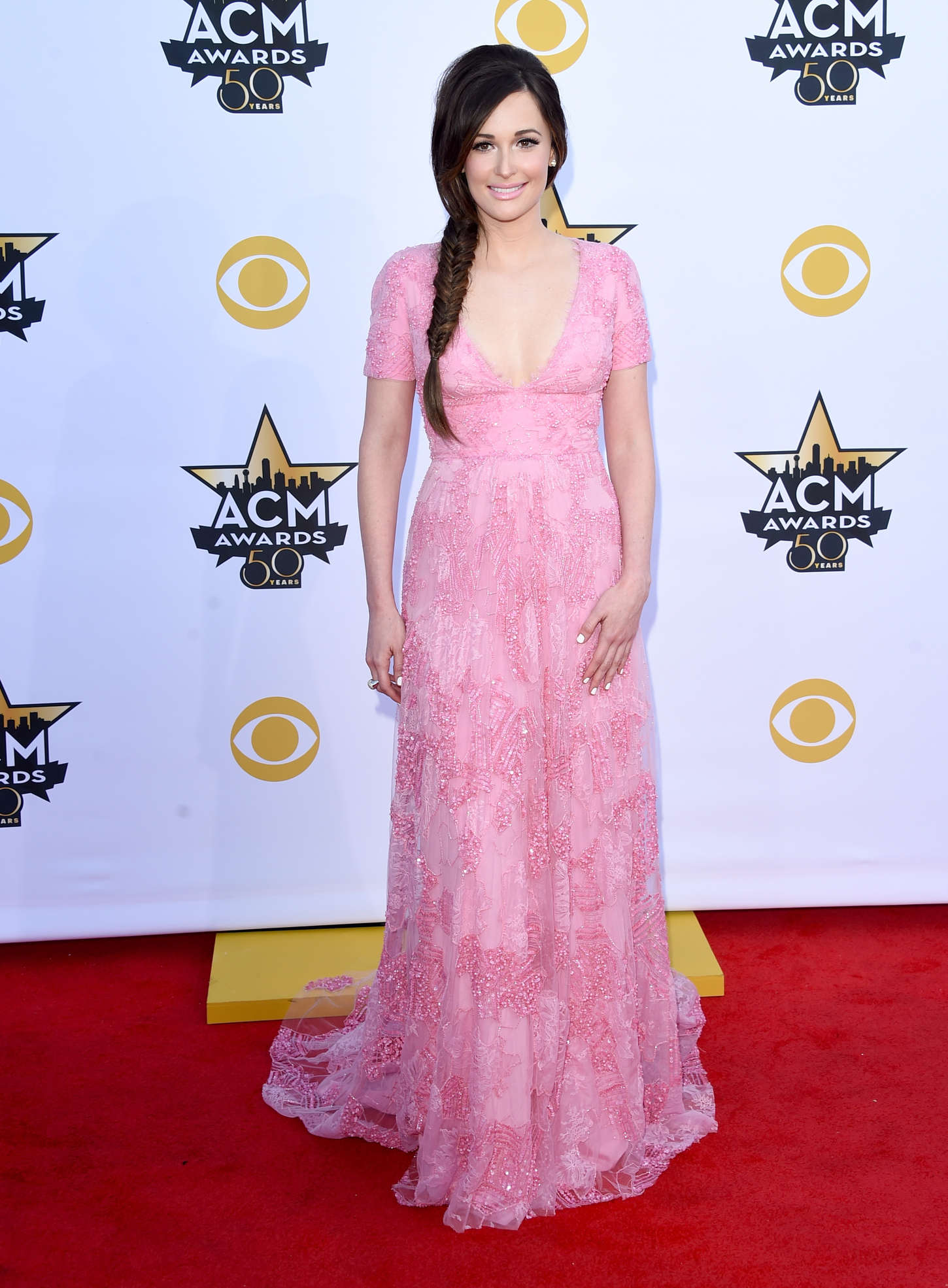 Kacey Musgraves Academy Of Country Music Awards in Arlington