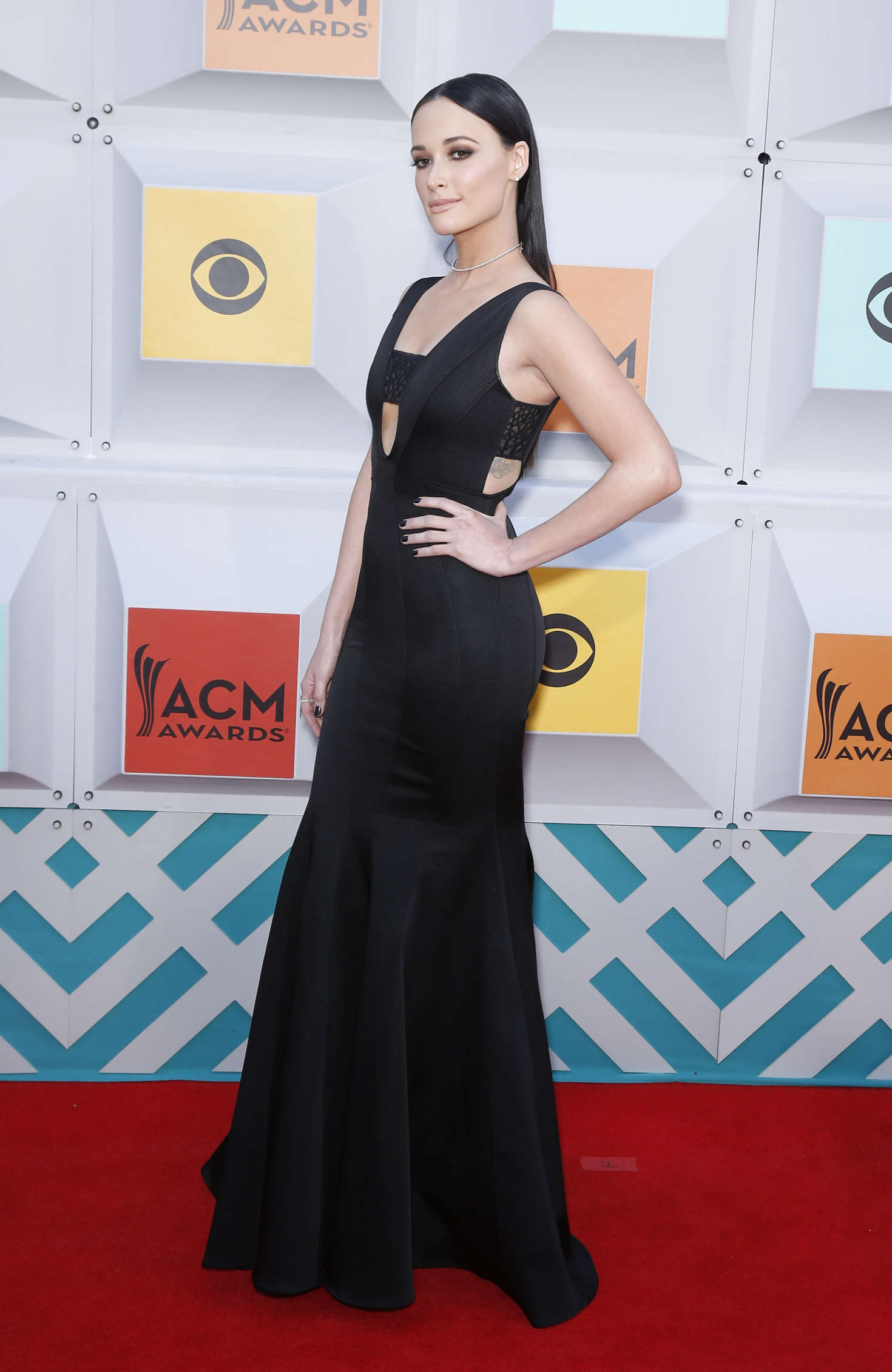 Kacey Musgraves Academy of Country Music Awards in Las Vegas