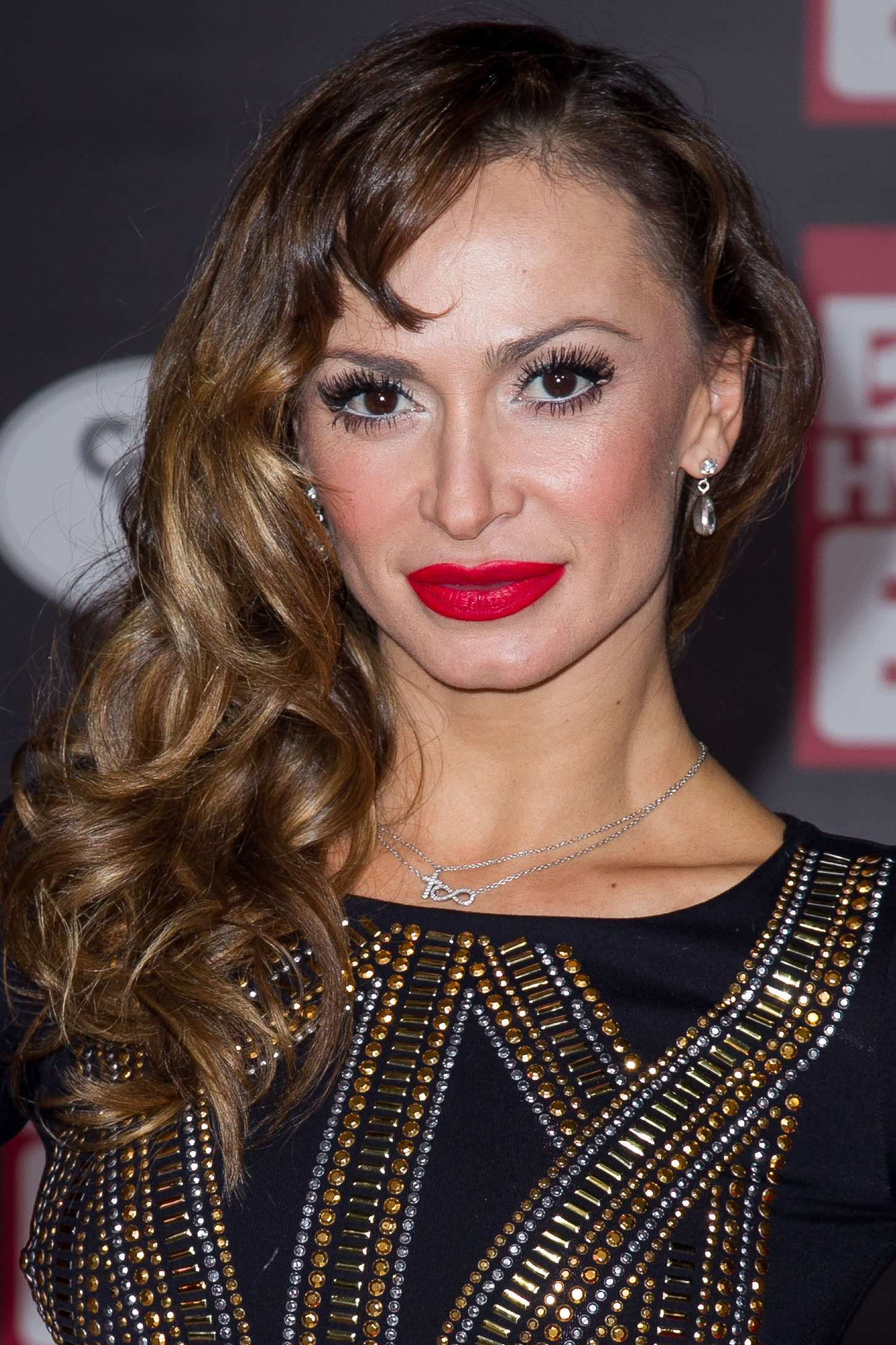 Karina Smirnoff at Premiere of Big Hero in Hollywood