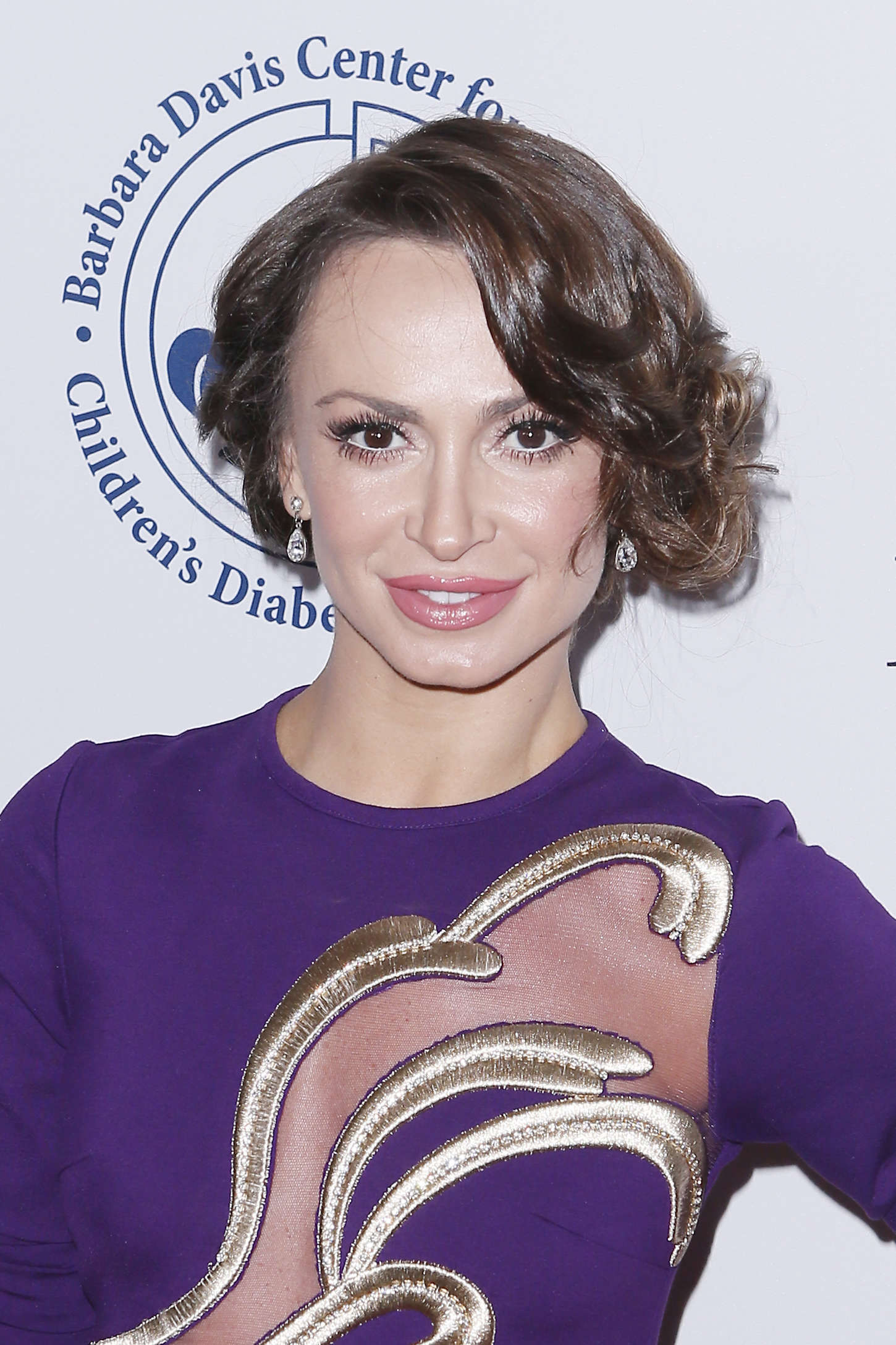 Karina Smirnoff Carousel of Hope Ball in Beverly Hills