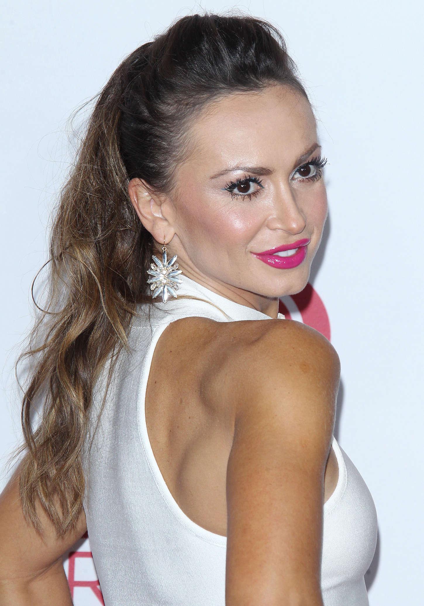 Karina Smirnoff iHeartRadio Music Festival in Vegas