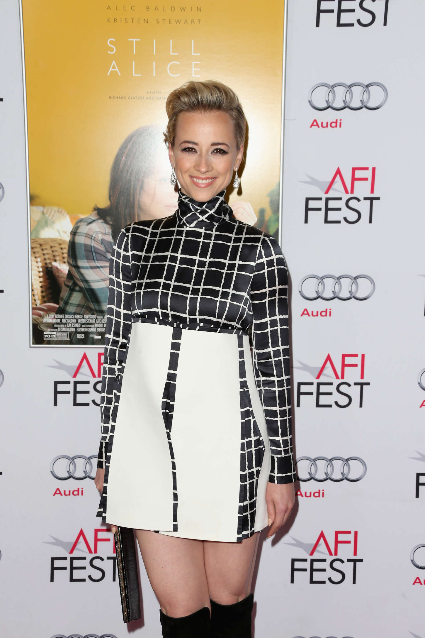 Karine Vanasse Screening of Mommy at the AFI FEST in Hollywood