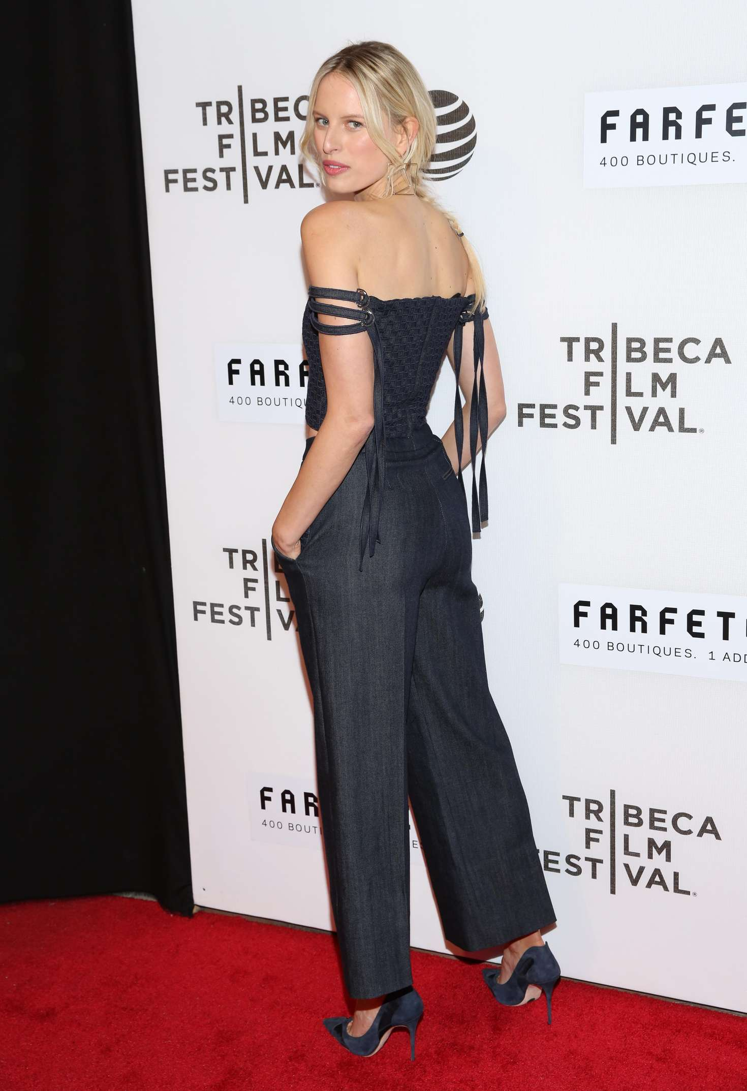 Karolina Kurkova The First Monday in May Premiere at the Tribeca Film Festival in New York