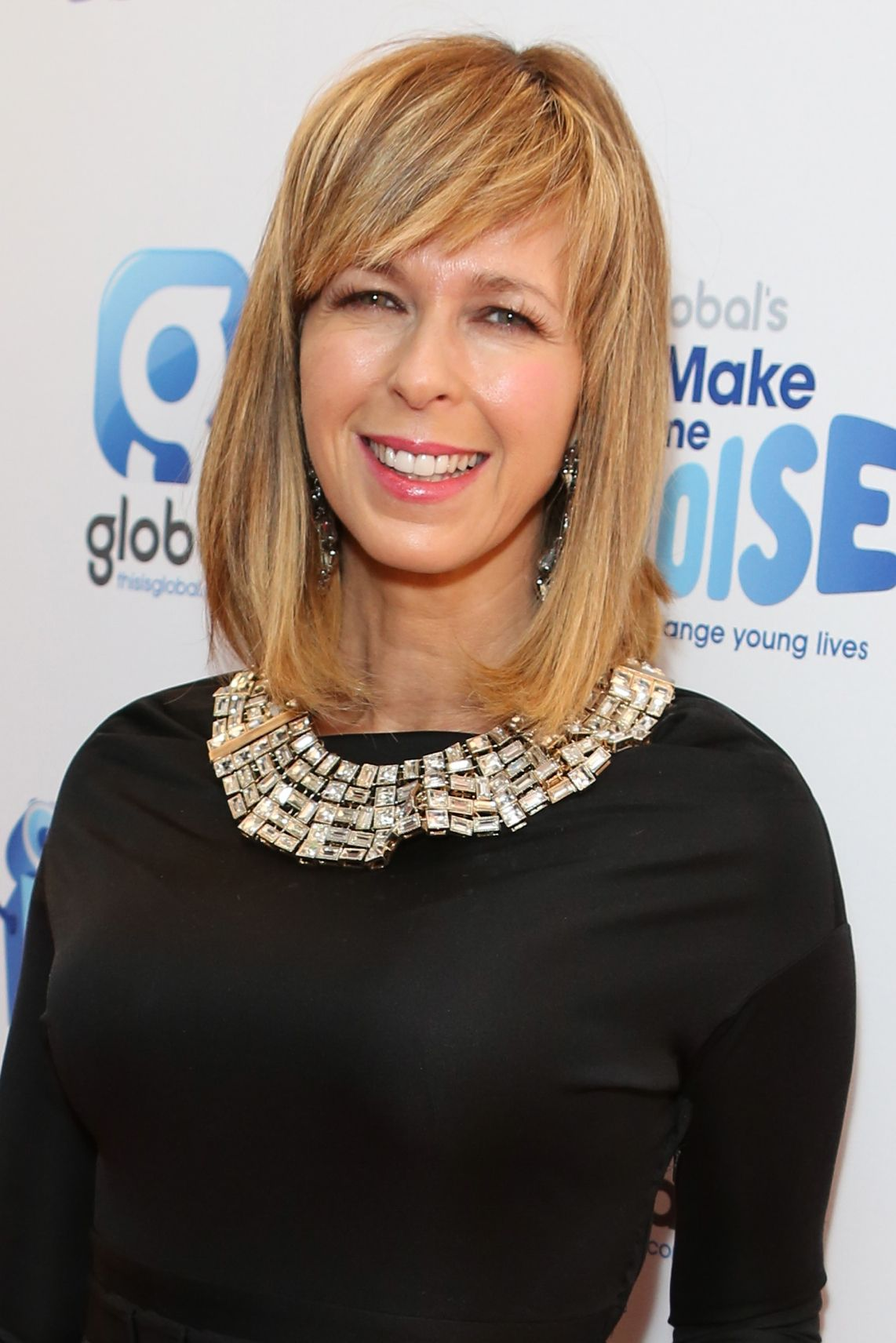 Kate Garraway Global Make Some Noise Event in London