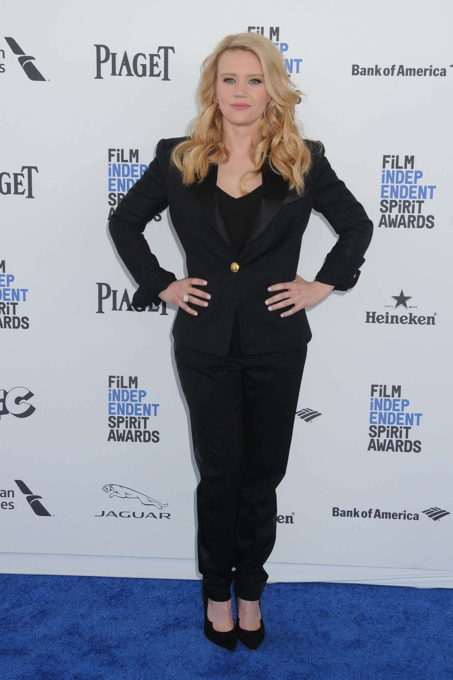 Kate McKinnon Film Independent Spirit Awards in Santa Monica