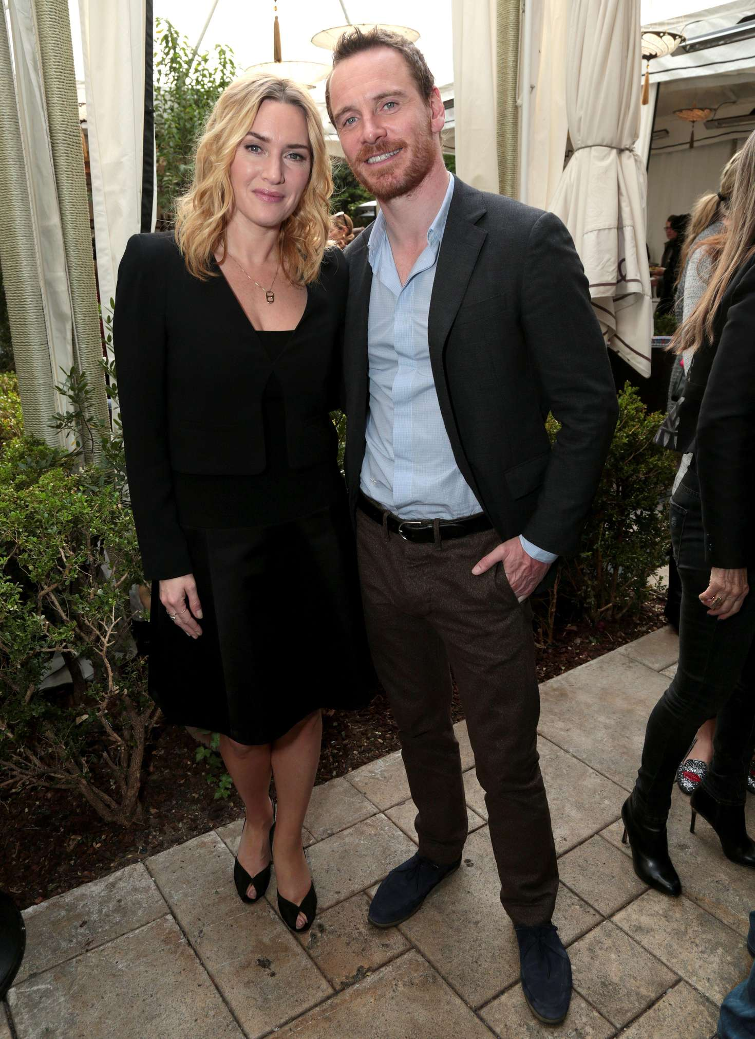 Kate Winslet Steve Jobs Film Brunch at the Chateau Marmont in Hollywood