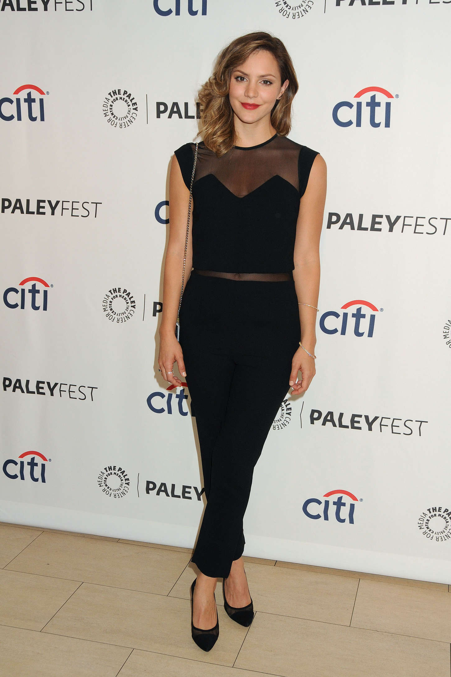 Katherine McPhee Fall TV Preview Party for CBS Scorpion at Paleyfest in Beverly Hills