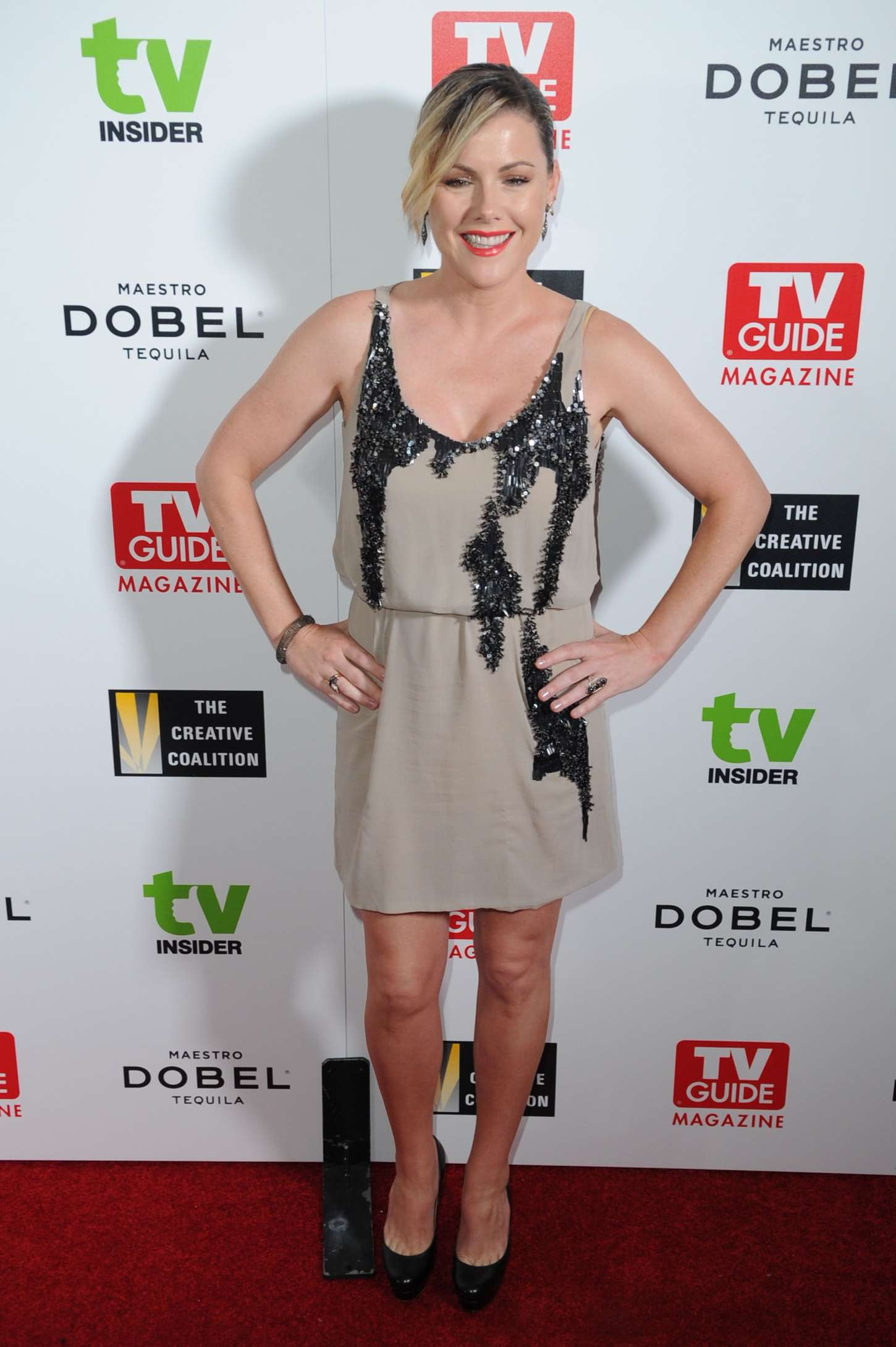 Kathleen Robertson Television Industry Advocacy Awards in West Hollywood